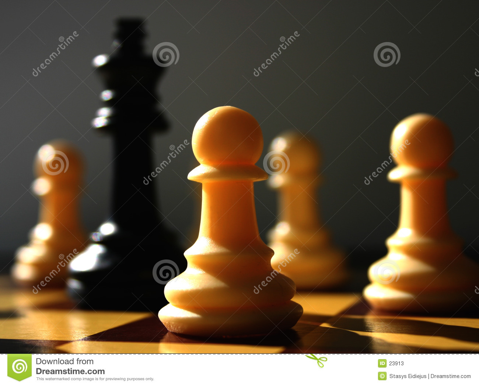 Decorado II del ajedrez