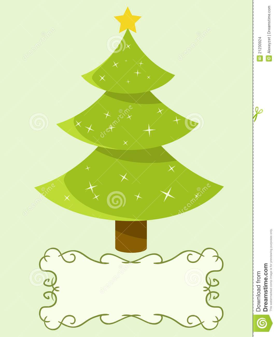 decorated christmas tree outline rhyming christmas trees in my