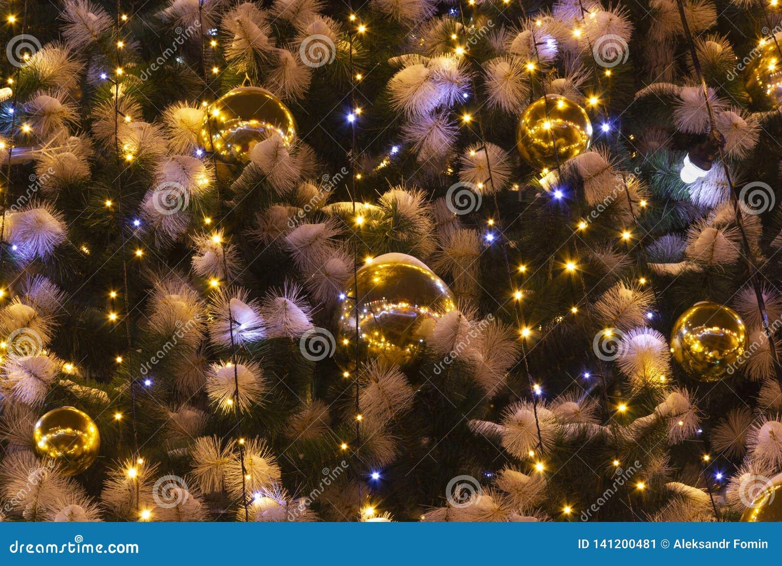 Decoratie op de Kerstboom
