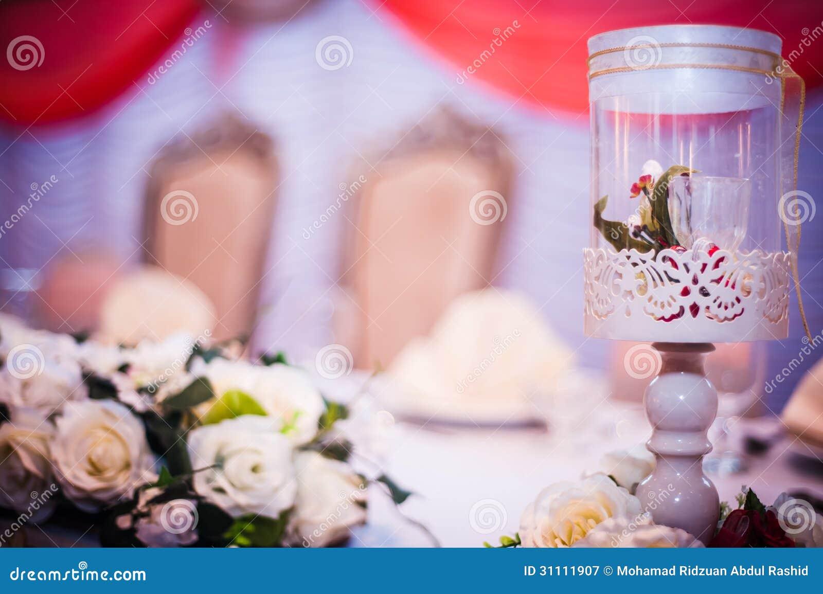 Decoratie op eettafel stock afbeelding afbeelding for Decoratie op eettafel