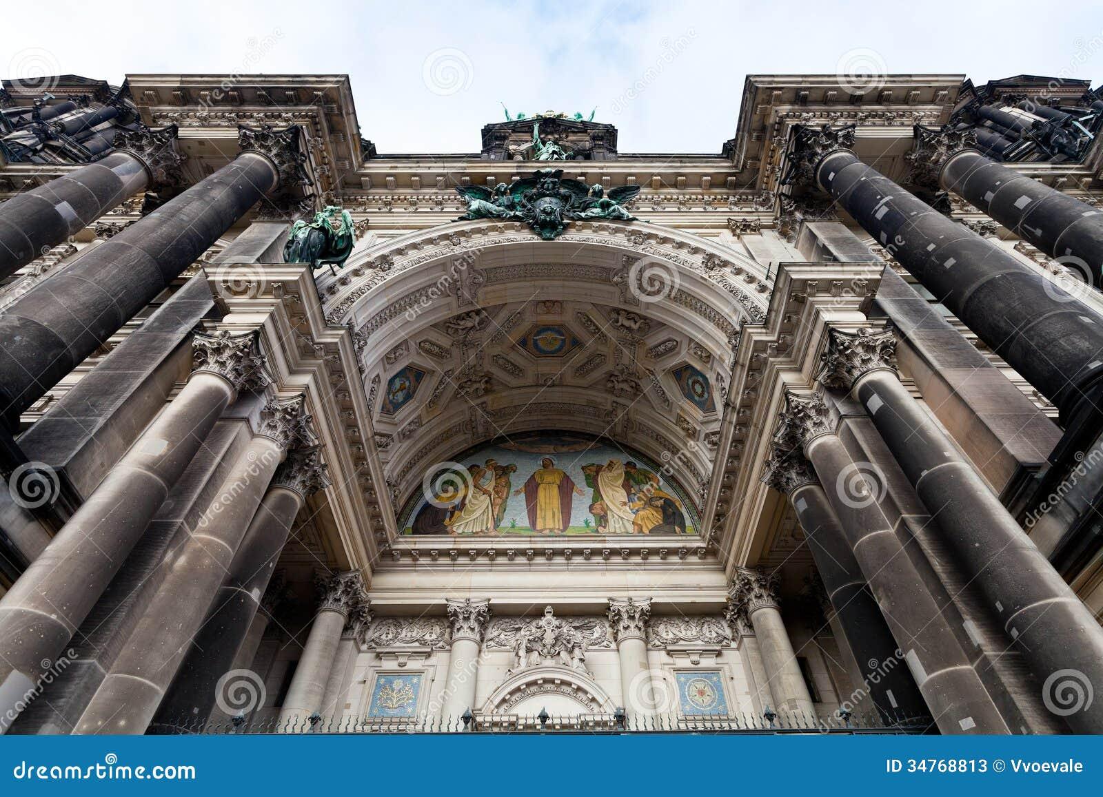 Decoratie van ingang in berliner dom stock afbeelding afbeelding 34768813 - Decoratie gang ingang ...