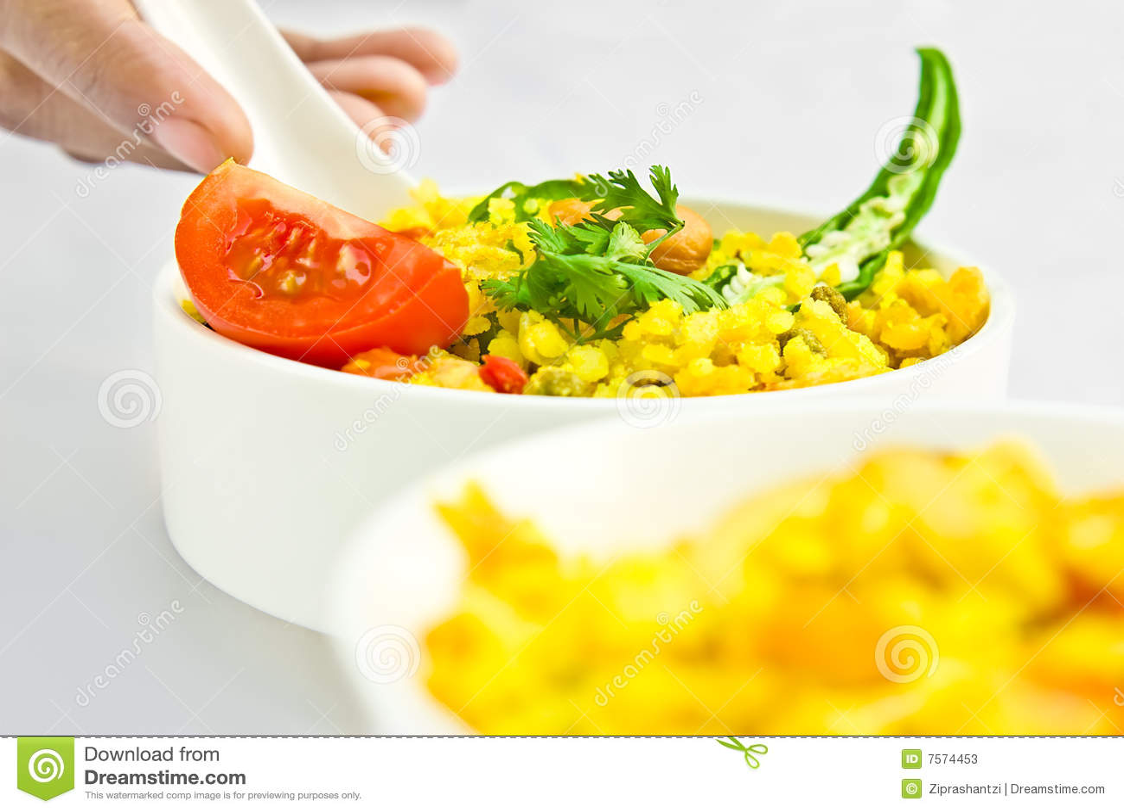 Decoratie van voedsel stock afbeelding afbeelding bestaande uit schotel 7574453 - Afbeelding van decoratie ...