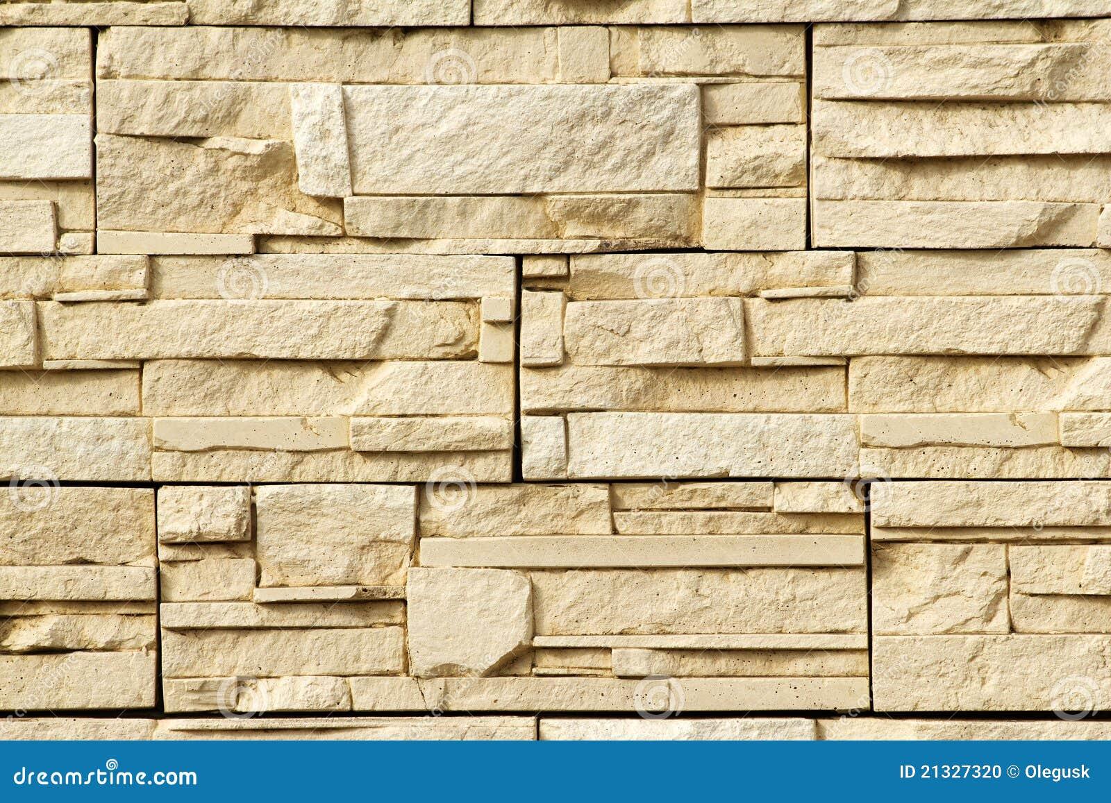 Decoratieve de steen van de muur stock foto afbeelding 21327320 - Muur steen duidelijk ...