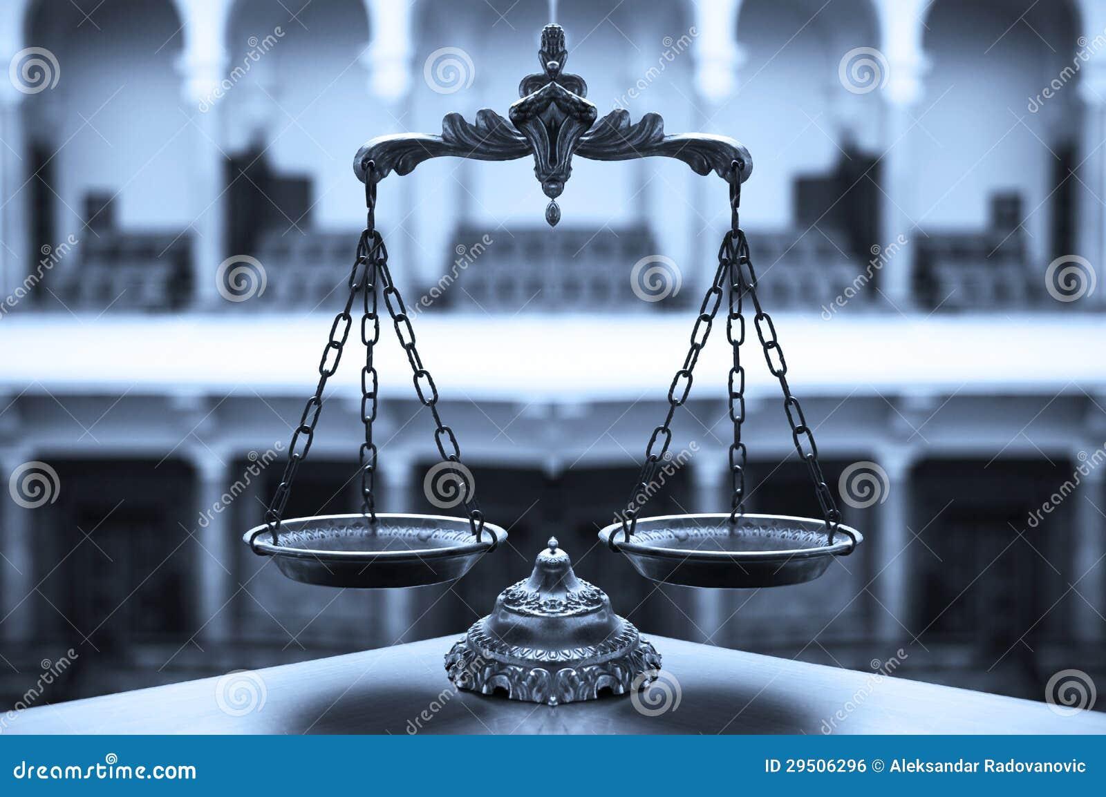 Decoratieve Schalen Van Rechtvaardigheid Royalty vrije Stock Afbeelding   Beeld  29506296
