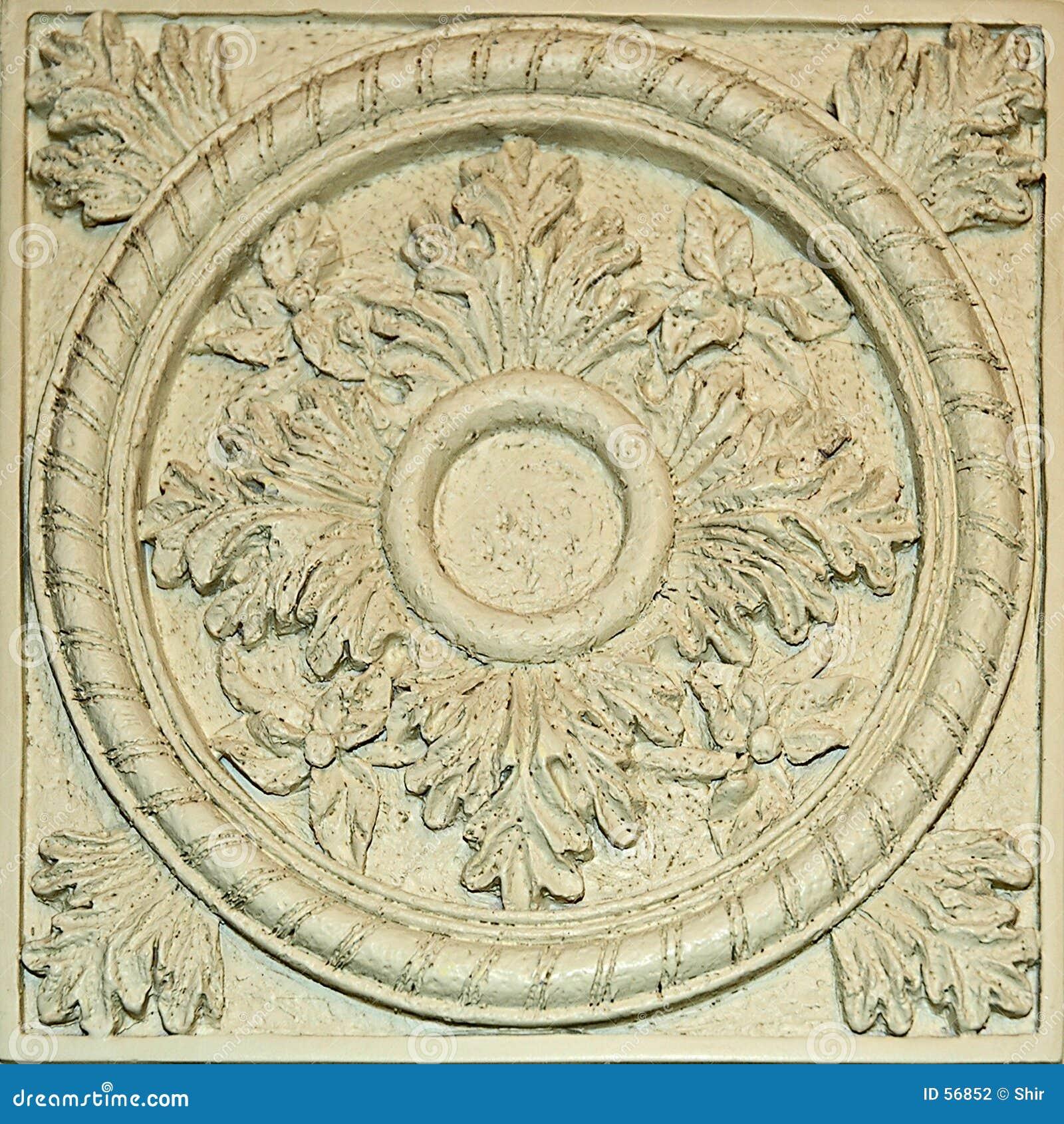 Decoratieve Tegel