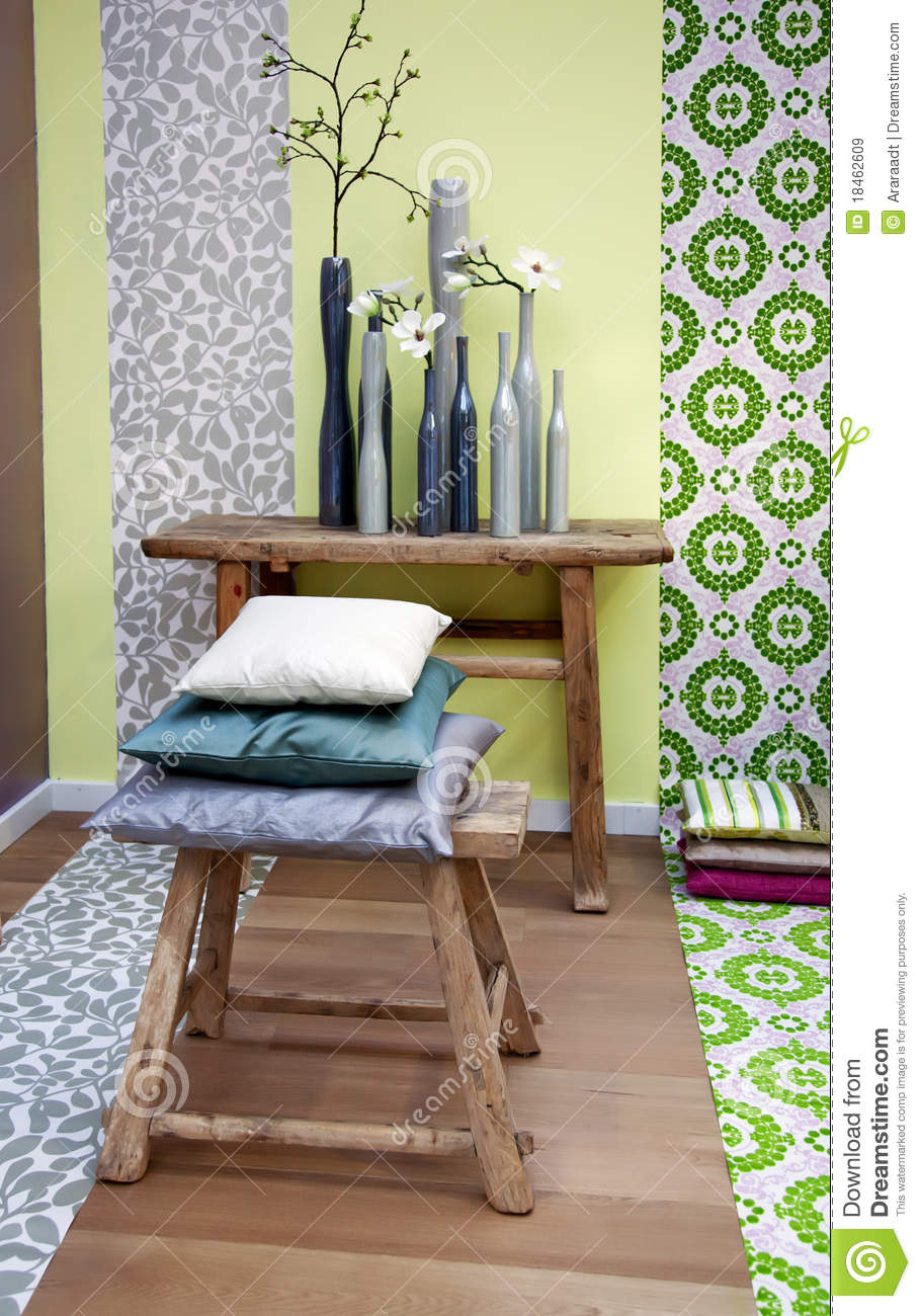 Decoration interior elements royalty free stock images for Interior decoration elements