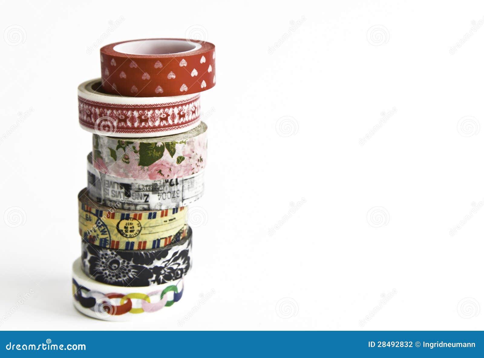 Decoration masking tape stock photography image 28492832 - Decoration masking tape ...