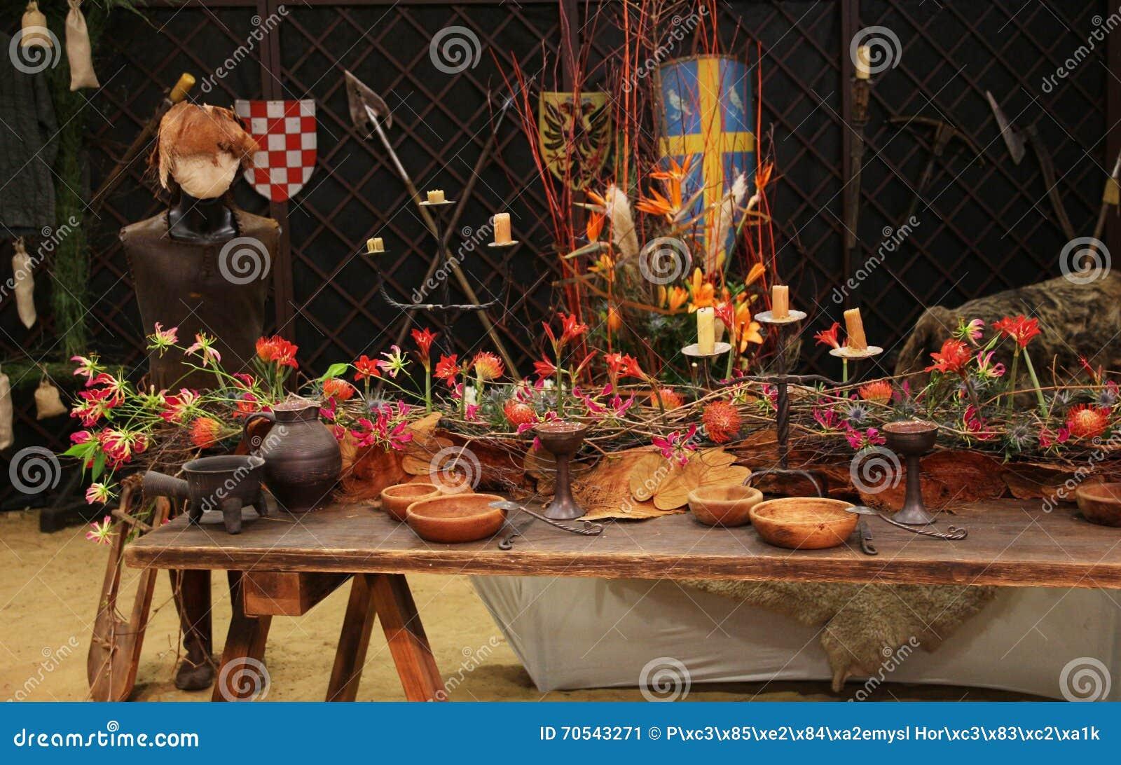 medieval banquet table decorations – Loris Decoration