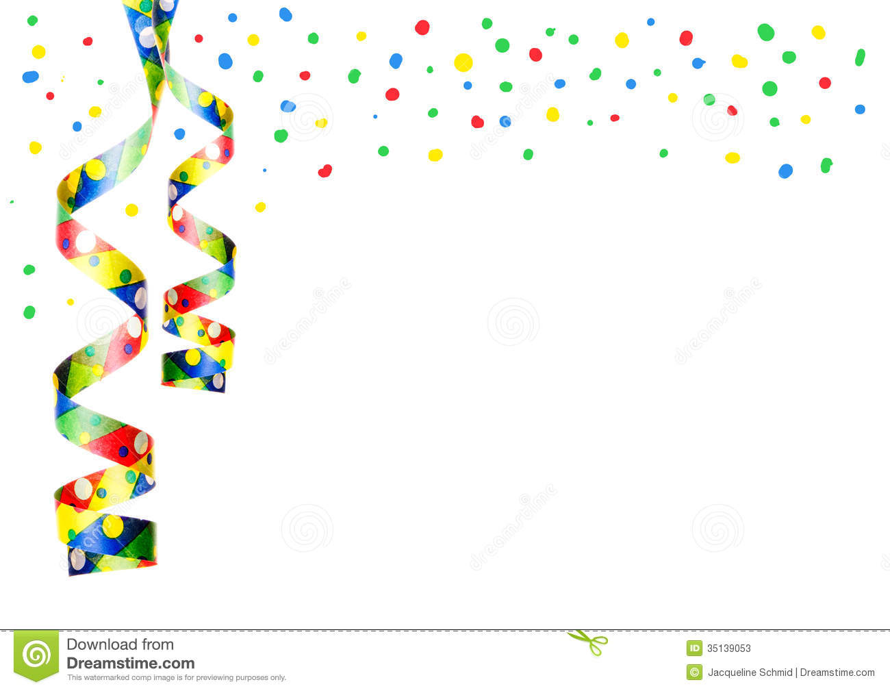 Decoration for parties stock image. Image of hanging - 35139053