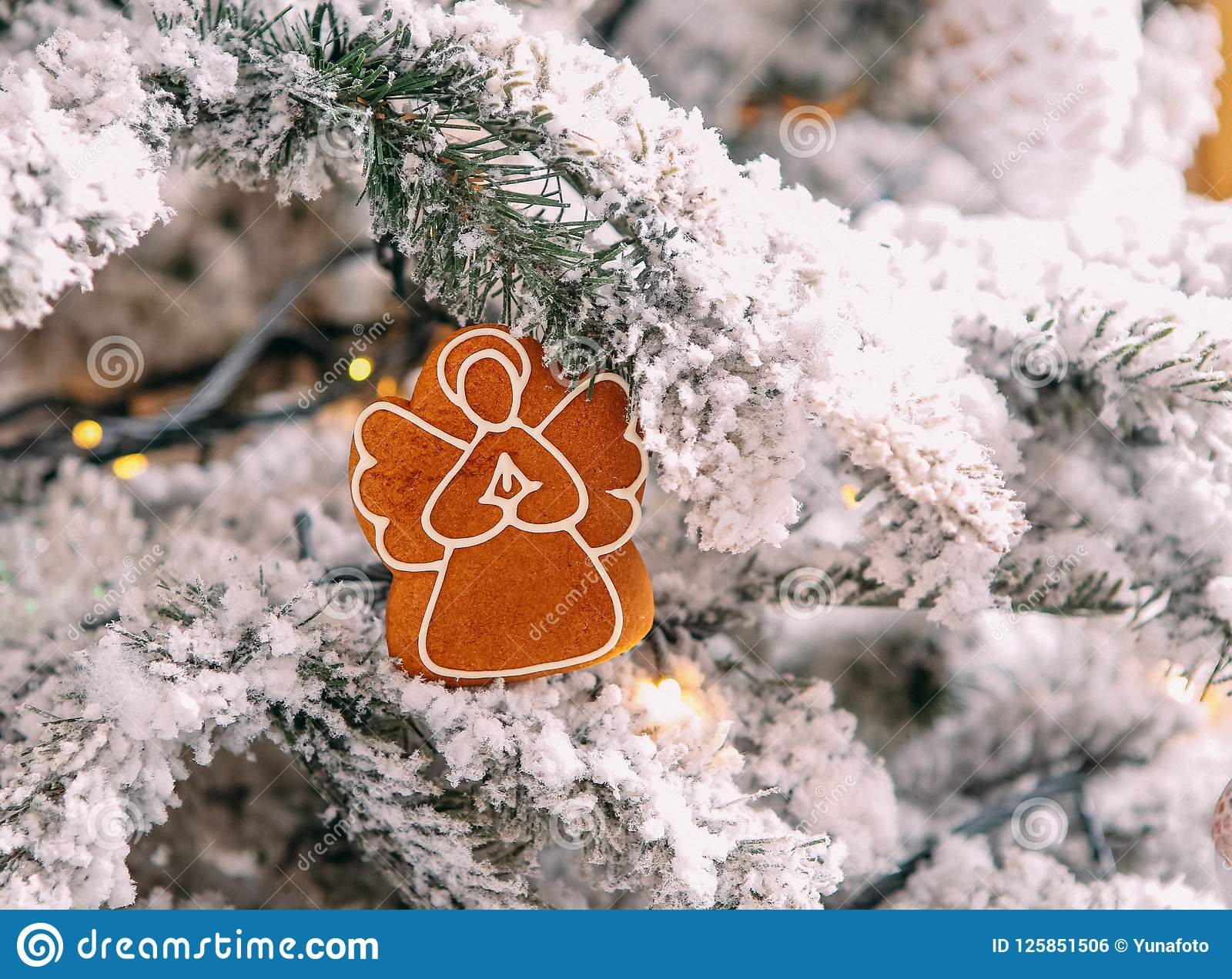 download decorations christmas tree snow christmas cookies icing stock photo image of interior gifts