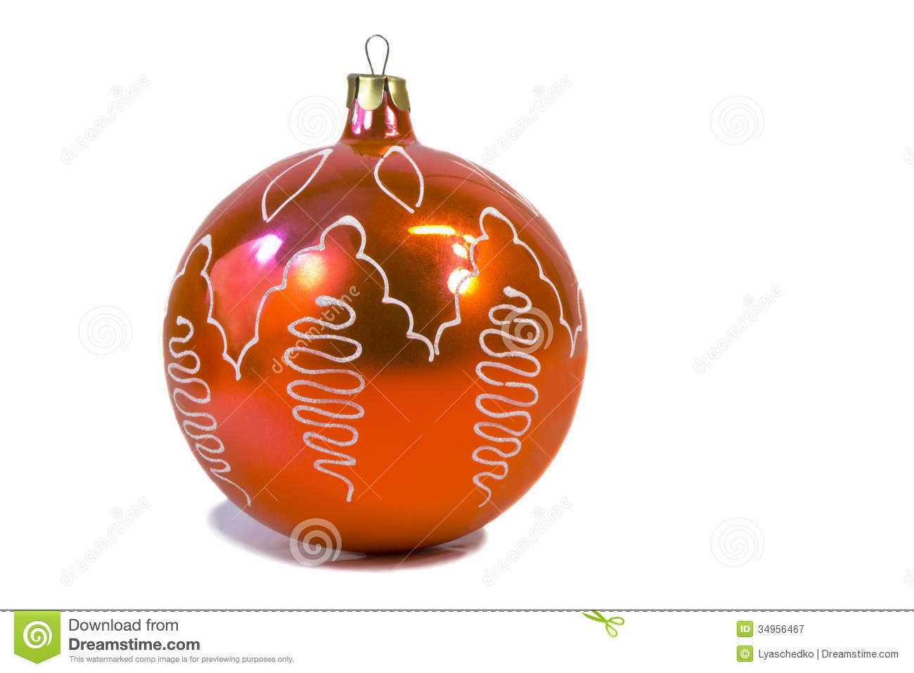 Decorations for christmas trees red beautiful balloon for White tree red ornaments