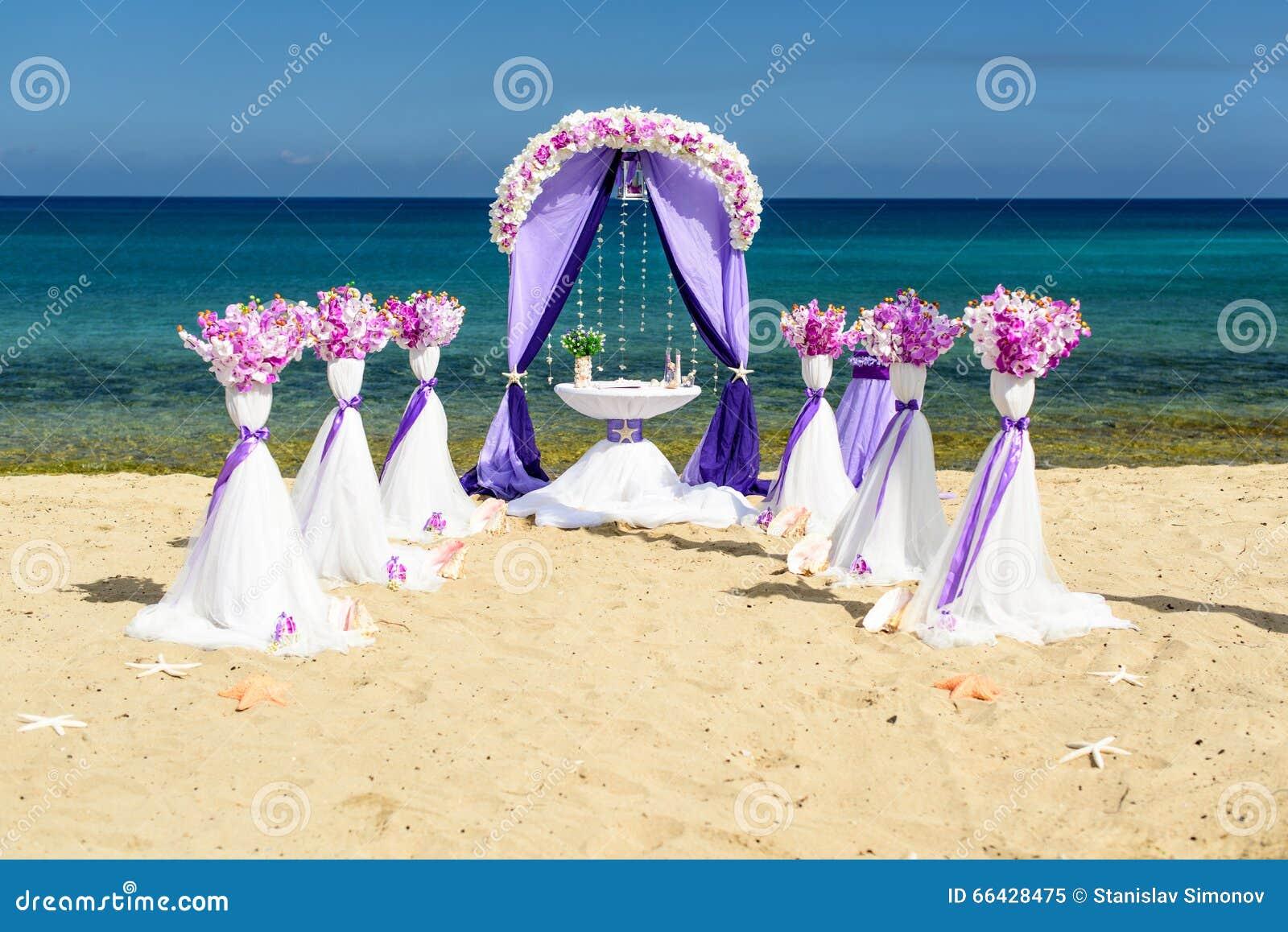 Ocean Wedding Decoration Ideas : Decorations weddings ocean set accessories wedding shores caribbean