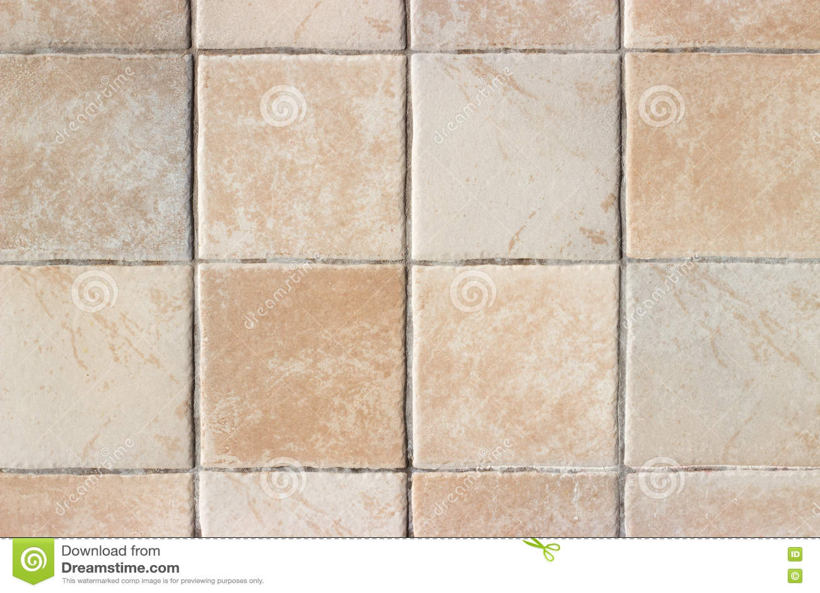 decorative beige kitchen tiles stock photo - image: 80645585