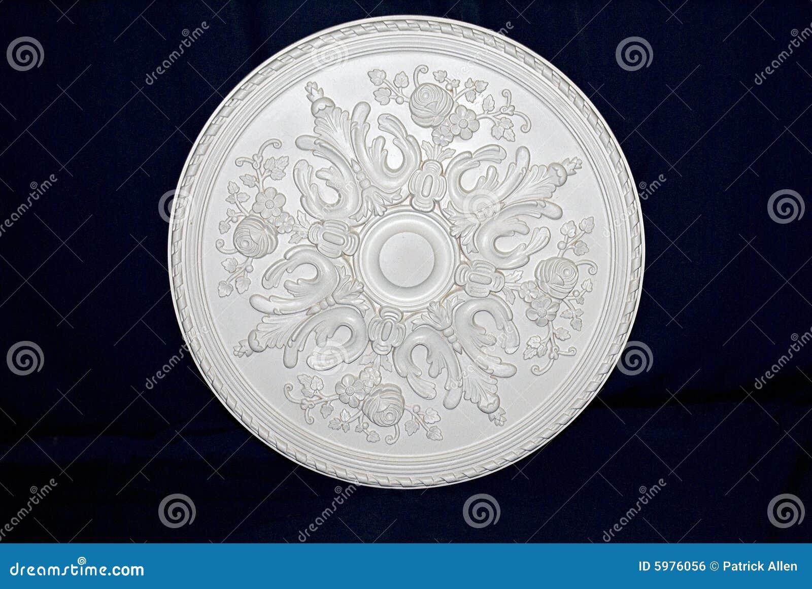 Decorative Ceiling Rose - 04