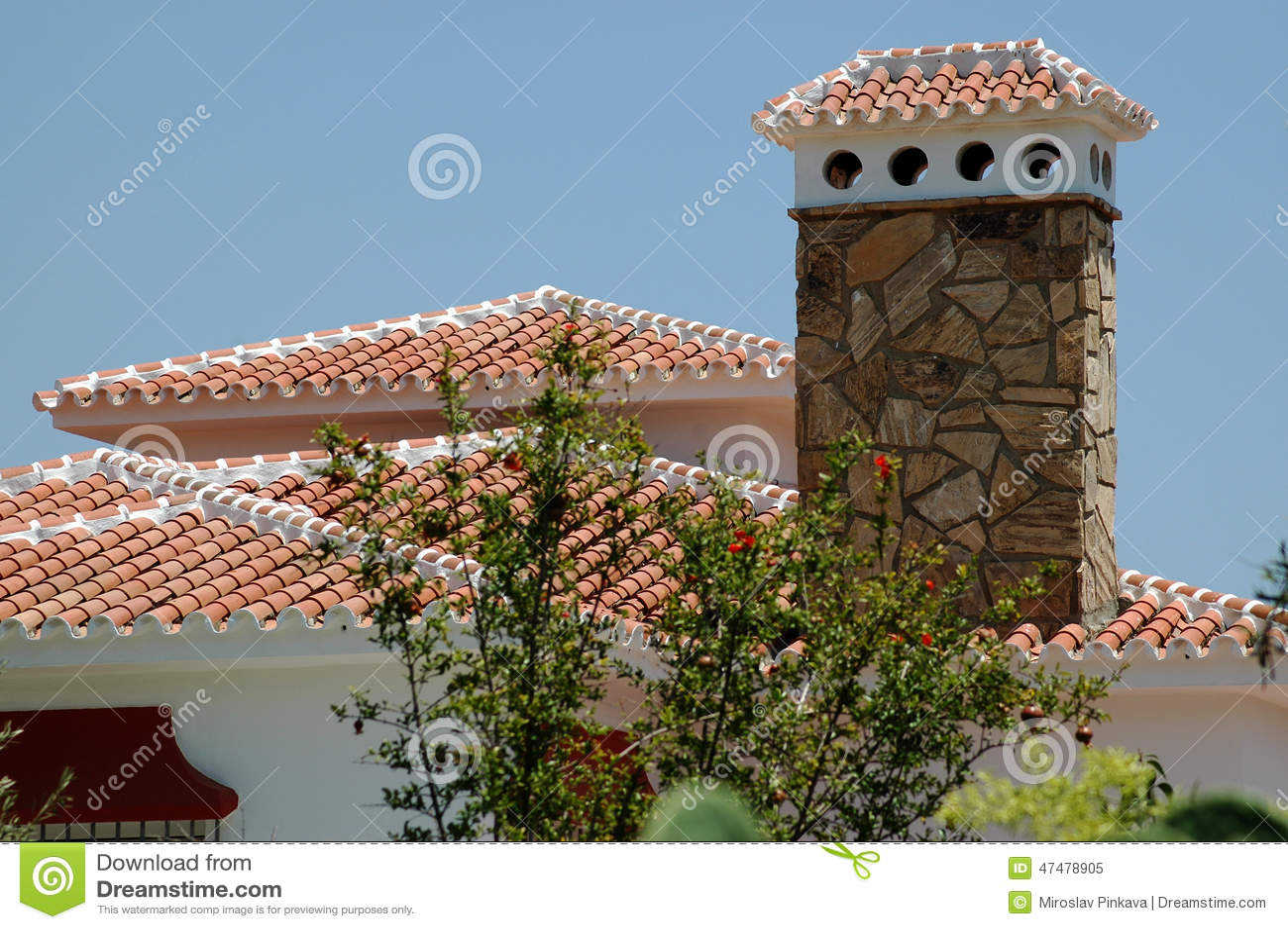 Decorative Chimney