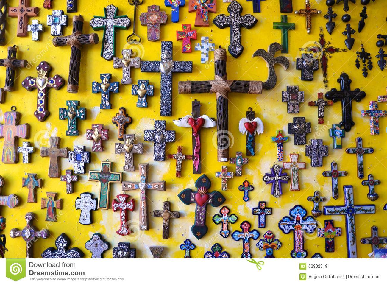Crosses For Sale >> Decorative Crosses Editorial Stock Image Image Of Travel