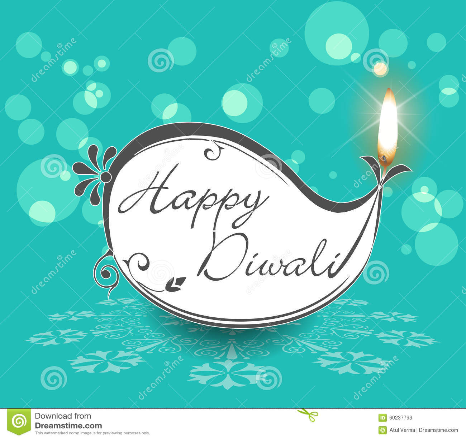 Decorative diwali lamps happy diwali greeting card flat design download decorative diwali lamps happy diwali greeting card flat design stock vector illustration of m4hsunfo