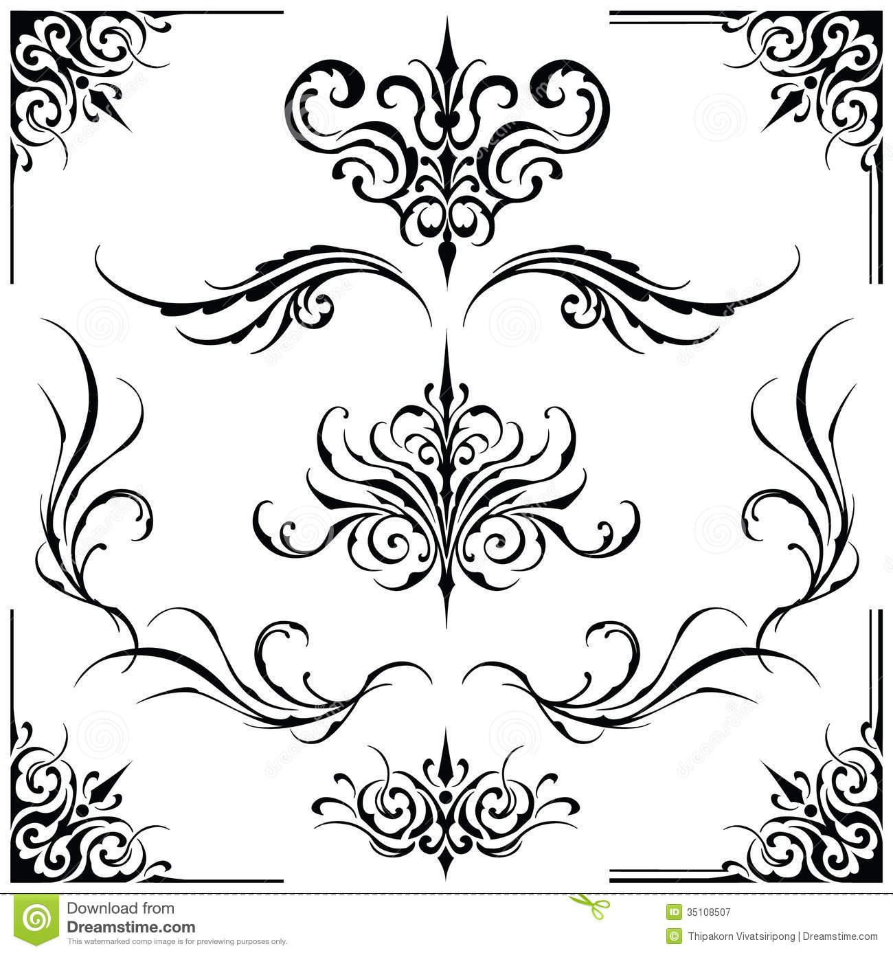 decorative element frames - Decorative Frames