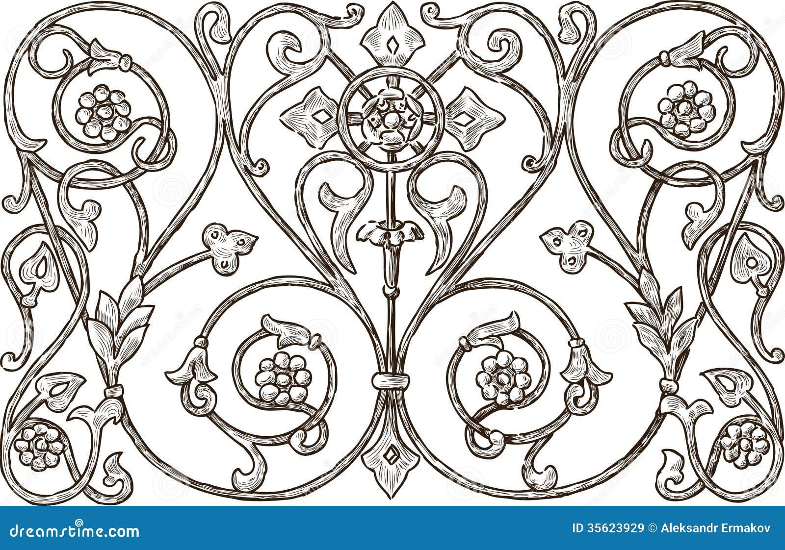 Decorative Element Royalty Free Stock Images Image 35623929