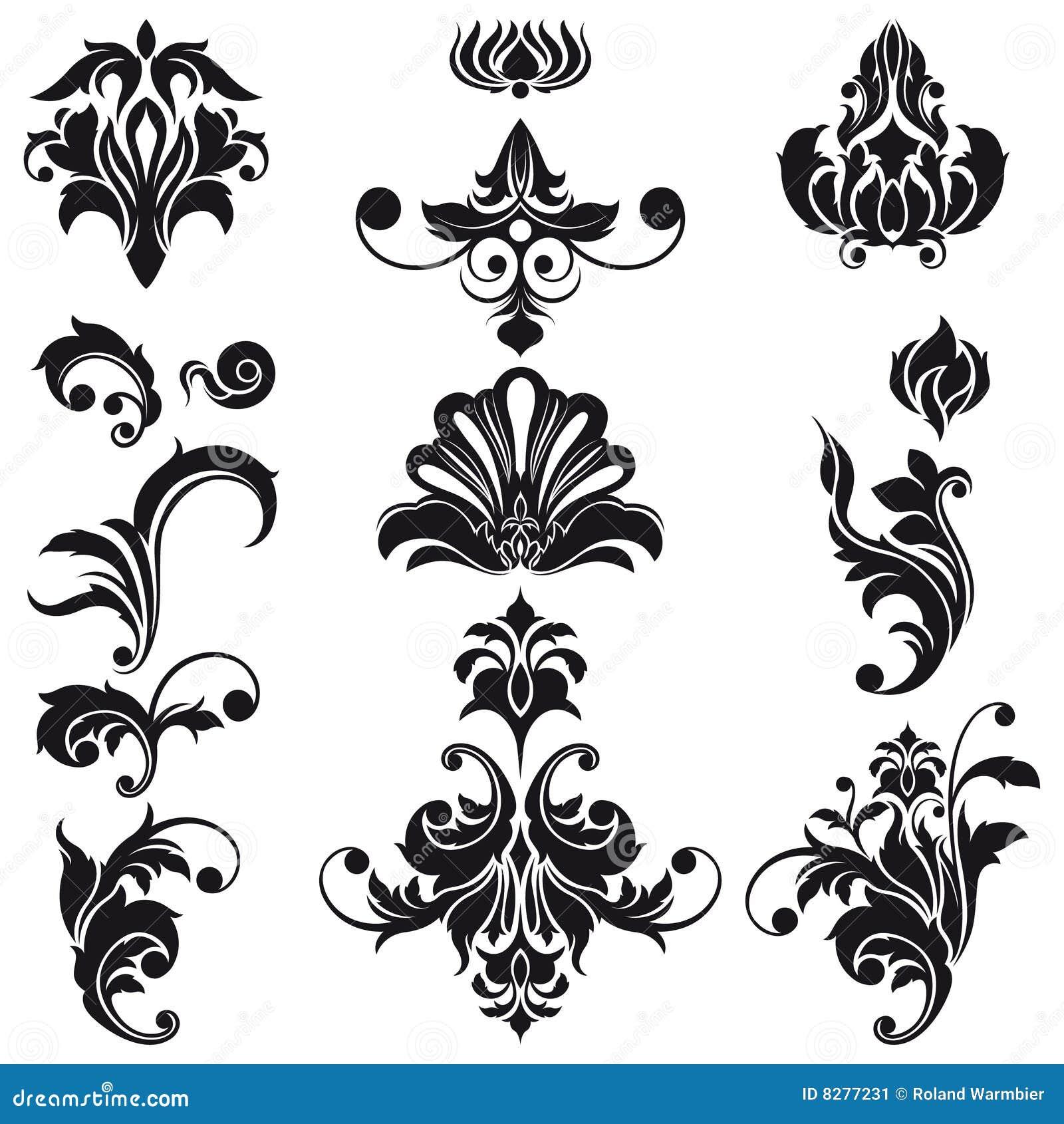 decorative floral designs my web value