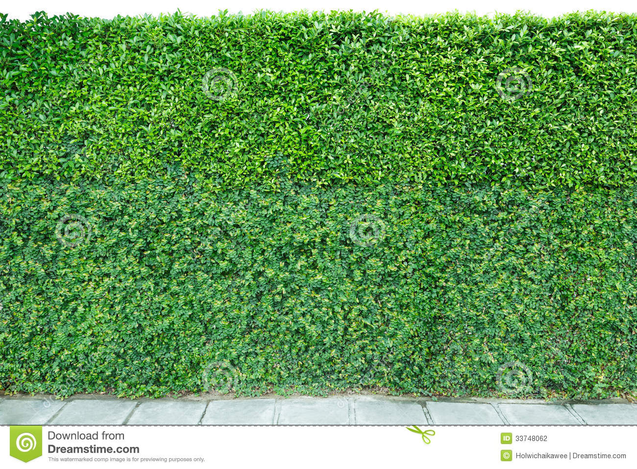 Old brick wall as a frame 01 stock photo image 18377500 - Old Brick Wall As A Frame 01 Decorative Garden On A Brick Fence And Floor Stock Photography