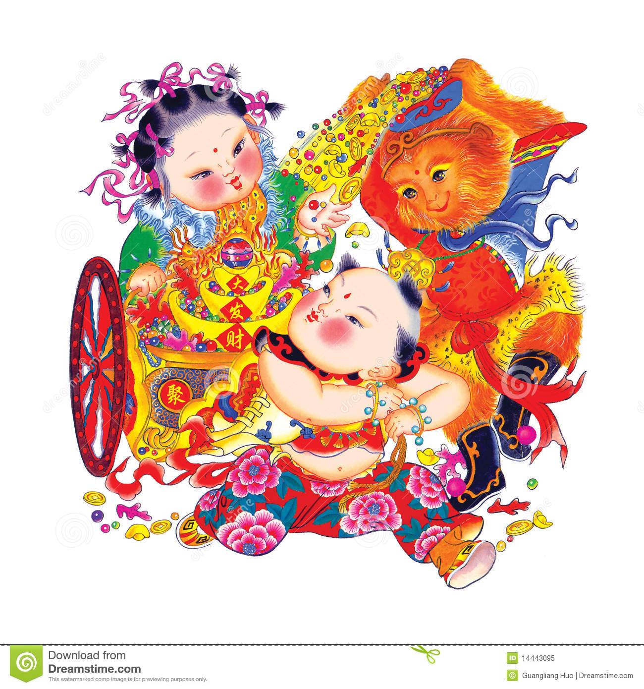 chinese decorative new painting - Decorative Painting