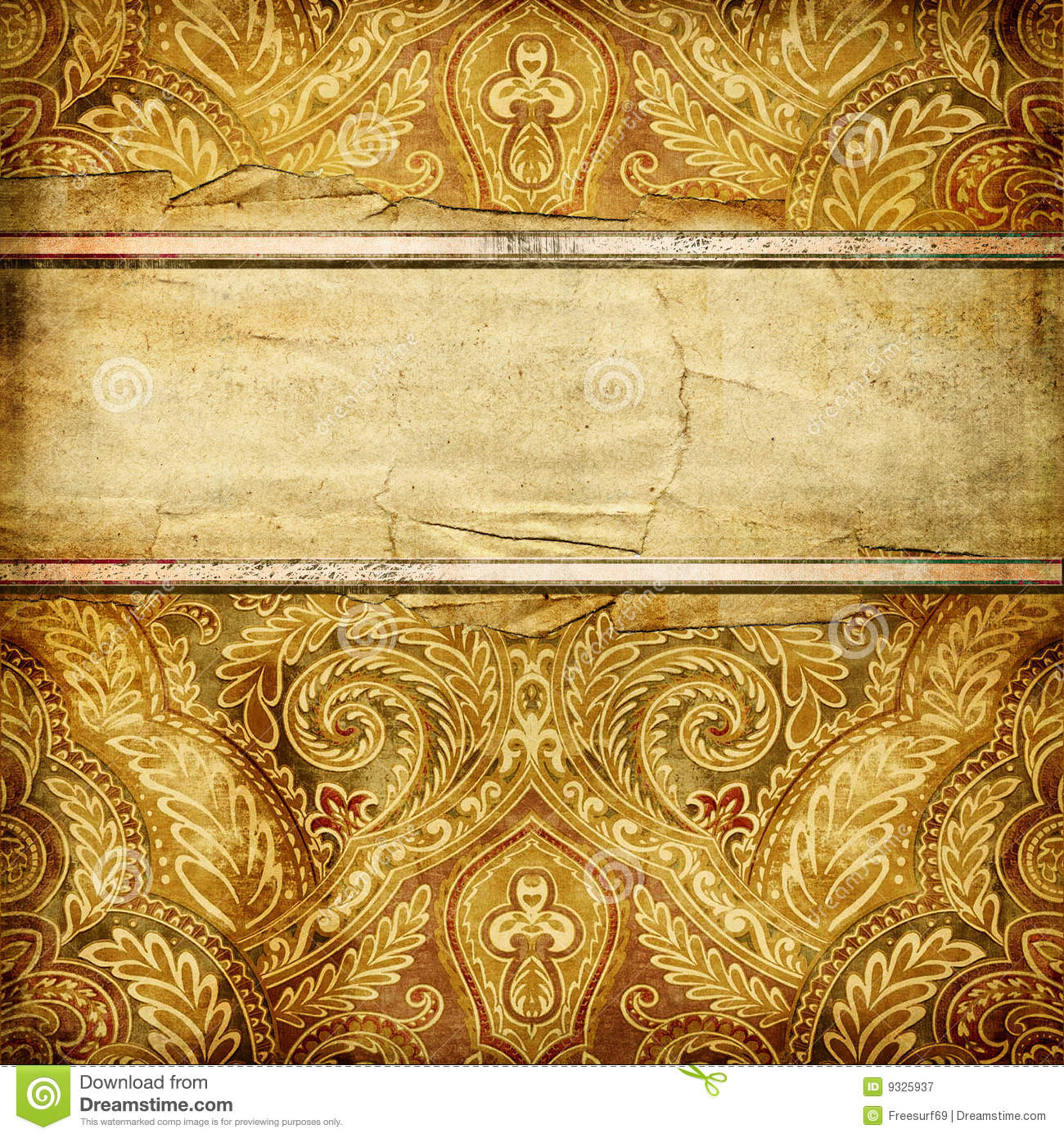 Decorative paper royalty free stock photography image for Decorative paper