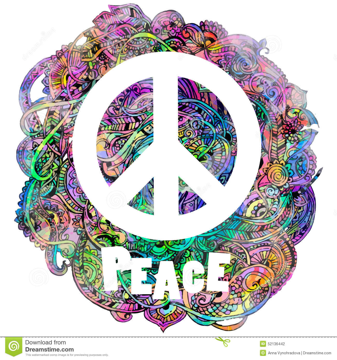 background designs peace sign - photo #35