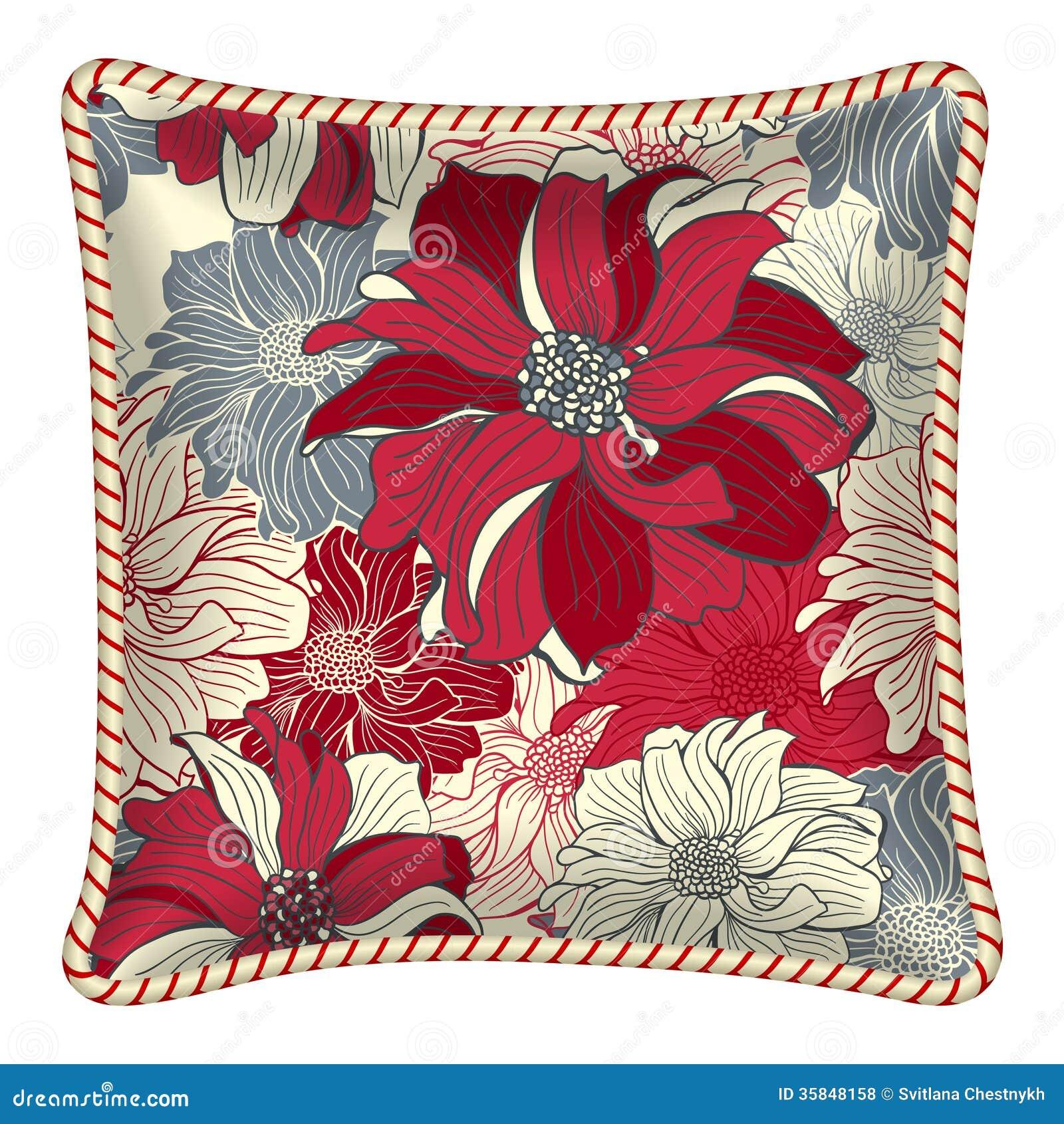 Decorative Pillow Royalty Free Stock Photos Image 35848158