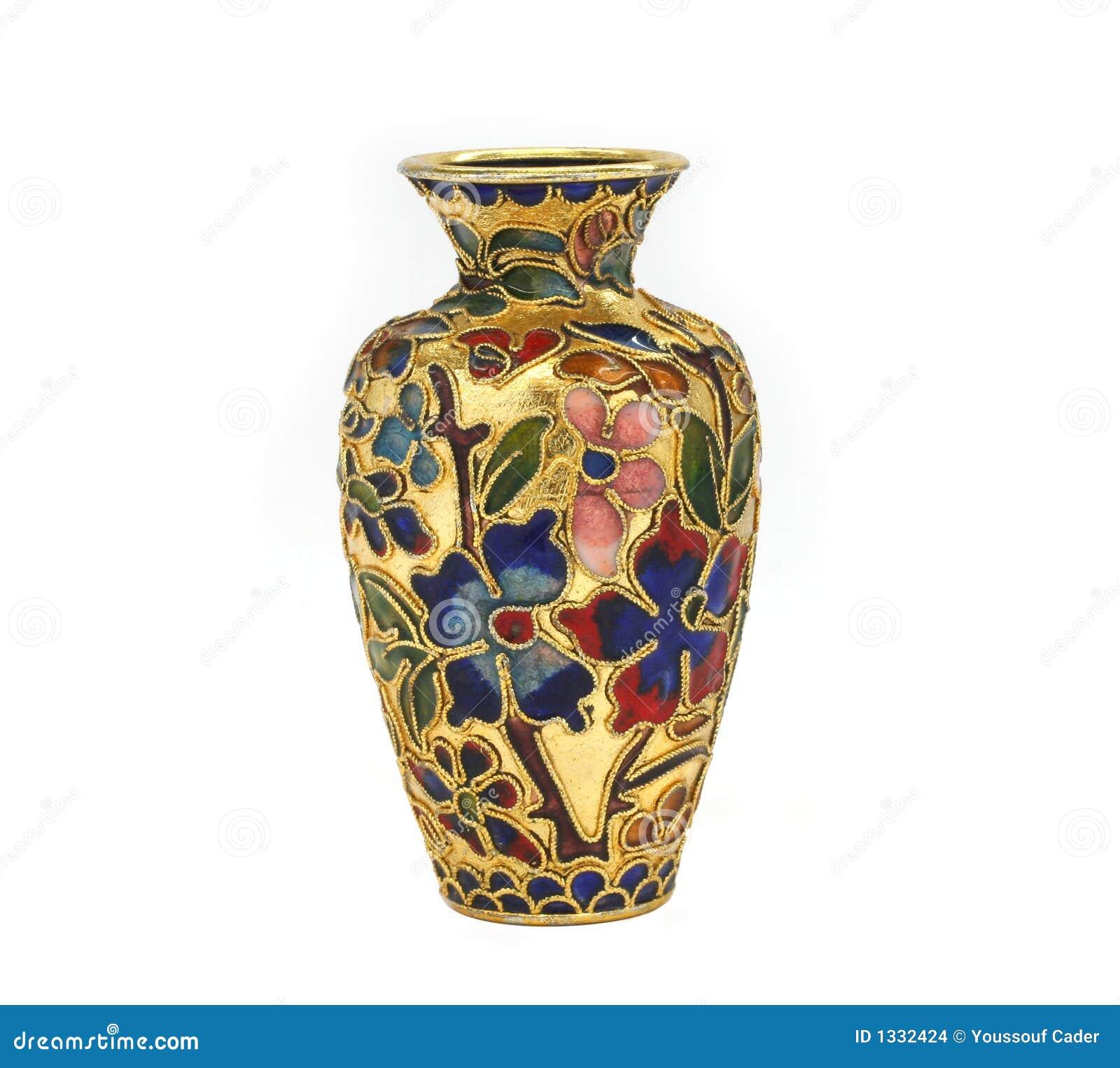decorative pot stock images image 1332424