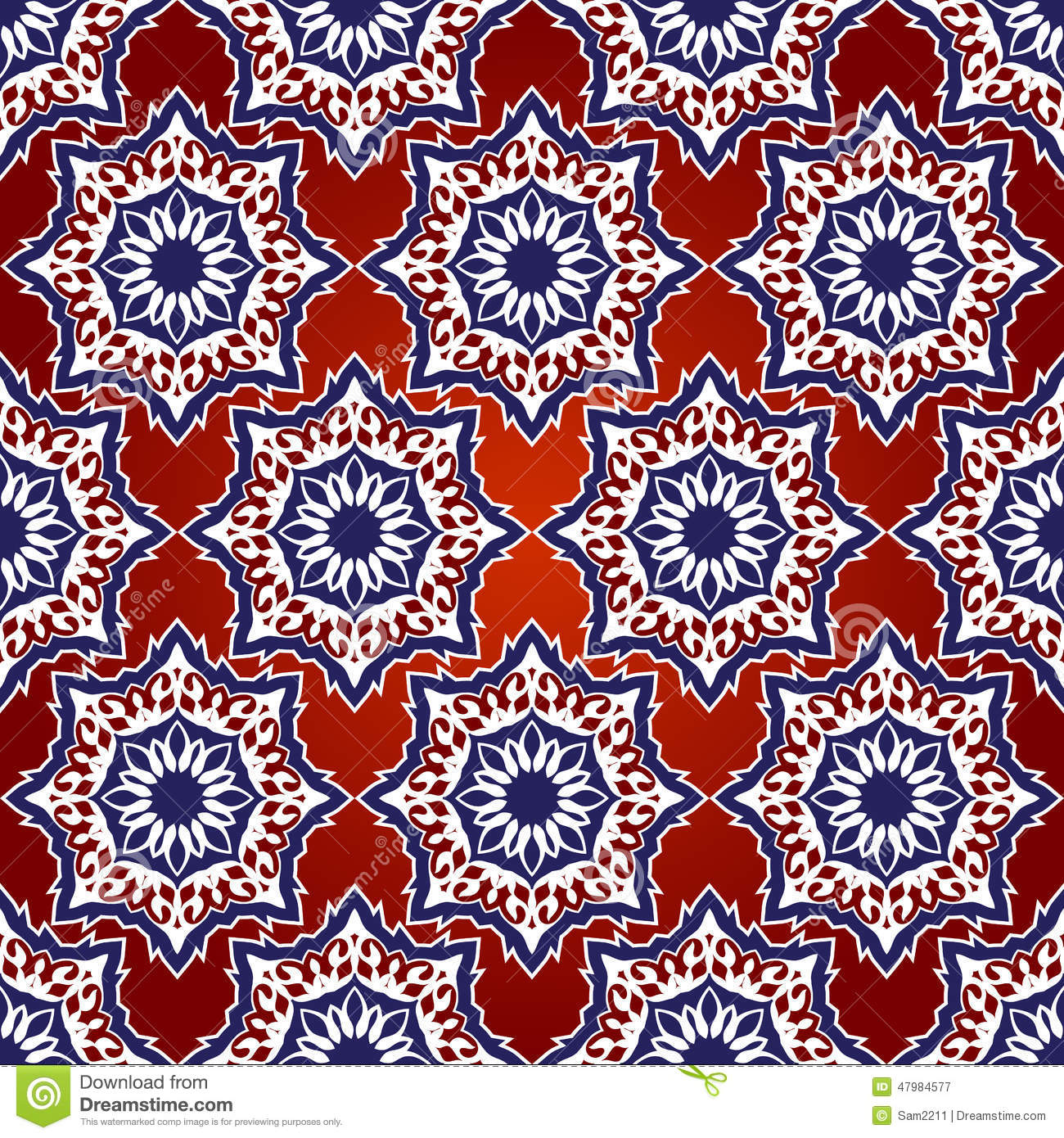 decorative seamless pattern in ottoman motif stock photo  image  - decorative seamless pattern in ottoman motif royalty free stock photography