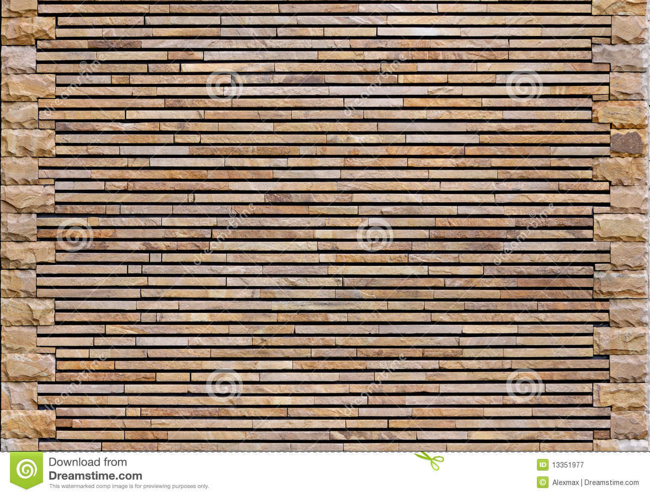 Decorative Stone Tile For Walls : Decorative stone wall texture royalty free stock