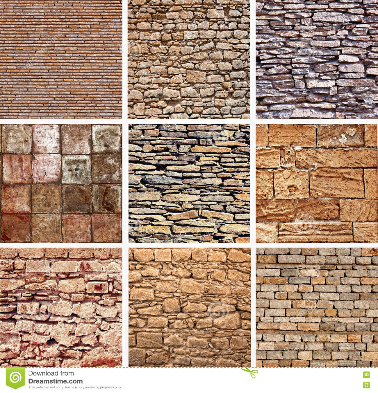 Decorative stones texture set stock photo image 16143144 royalty free stock photo download decorative stones amipublicfo Image collections