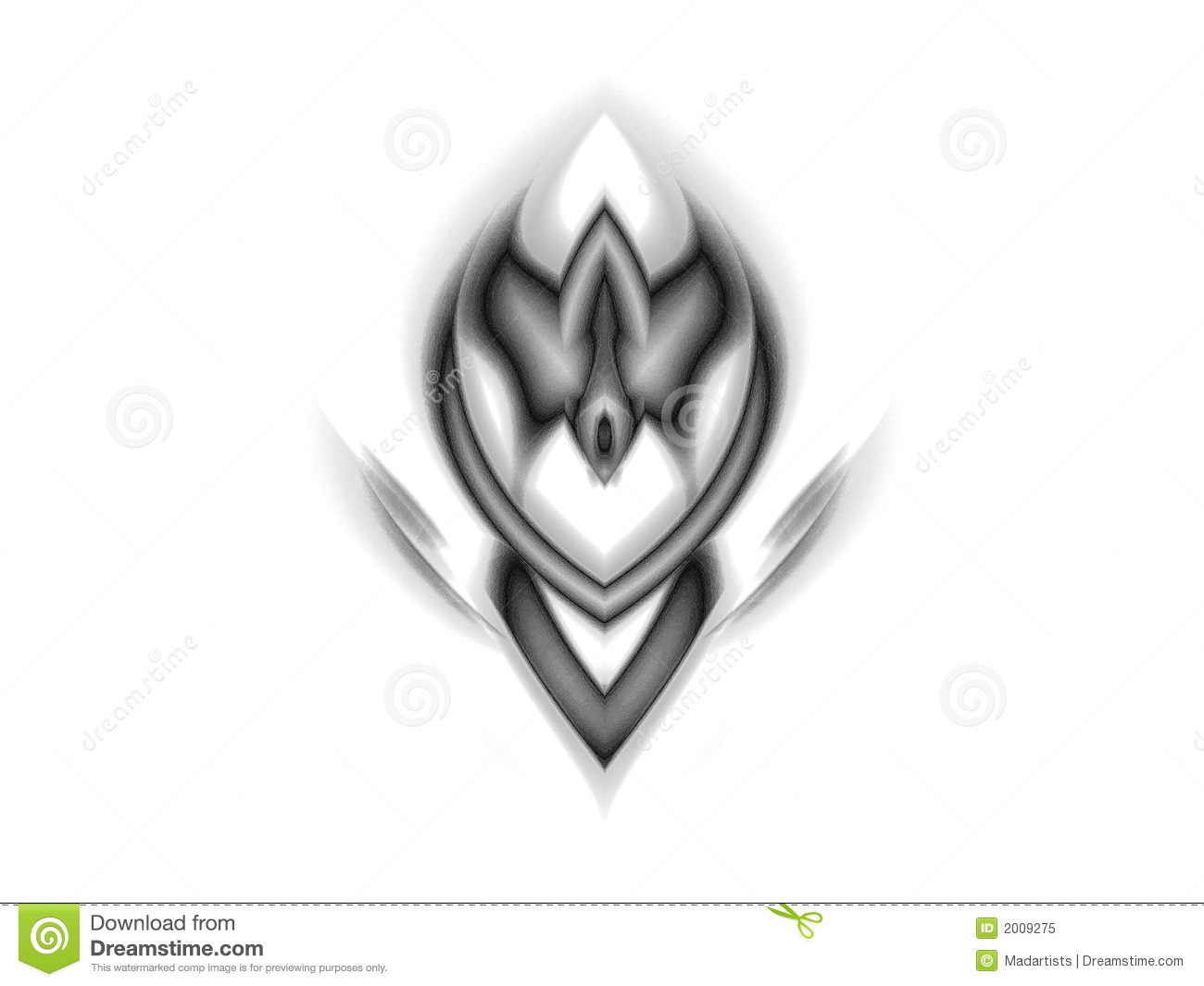 Decorative v shaped design royalty free stock photo for V shaped architecture