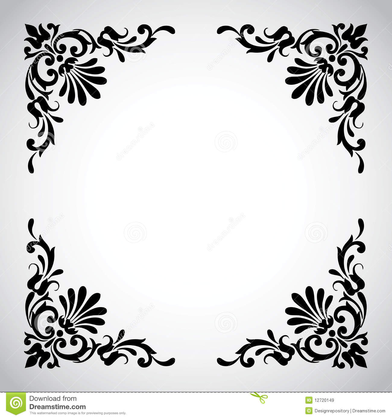 Dragon vector sign stock vector 313643336 shutterstock -  14 Decorative Vintage Design Element Royalty Free Stock