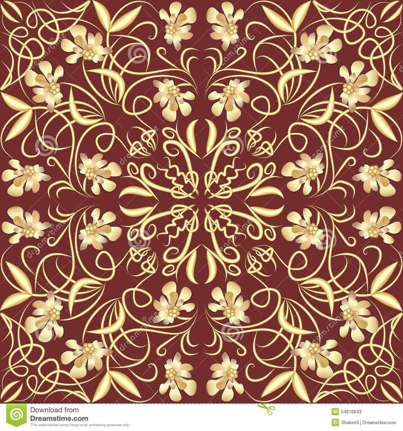 Swirl Patterns Custom Inspiration Design