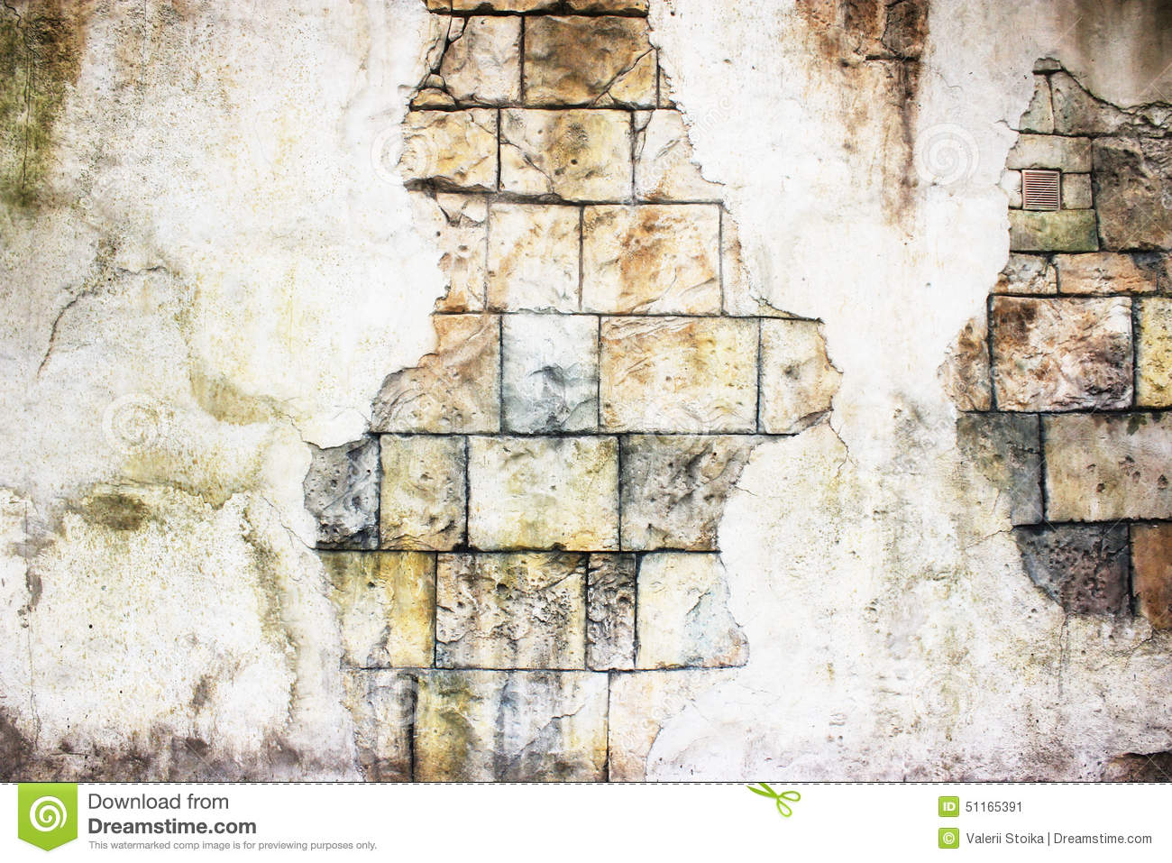 Decorative wall stucco stock photo image 51165391 for Lightweight stucco