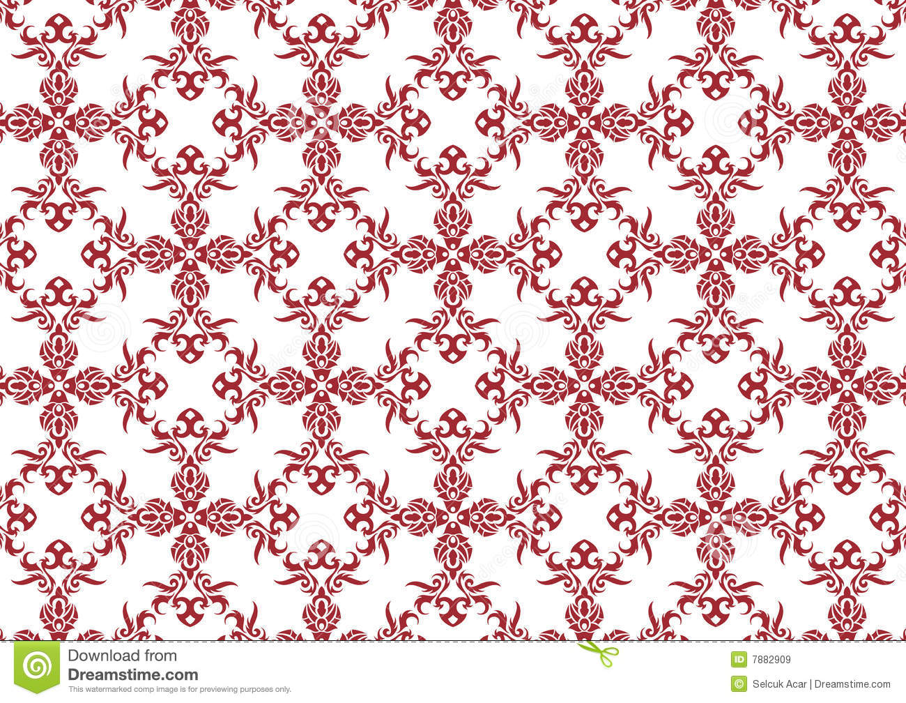royalty free stock photo - Decorative Wallpaper