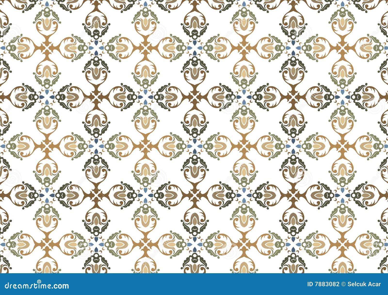 decorative wallpaper design stock photography image 7883082