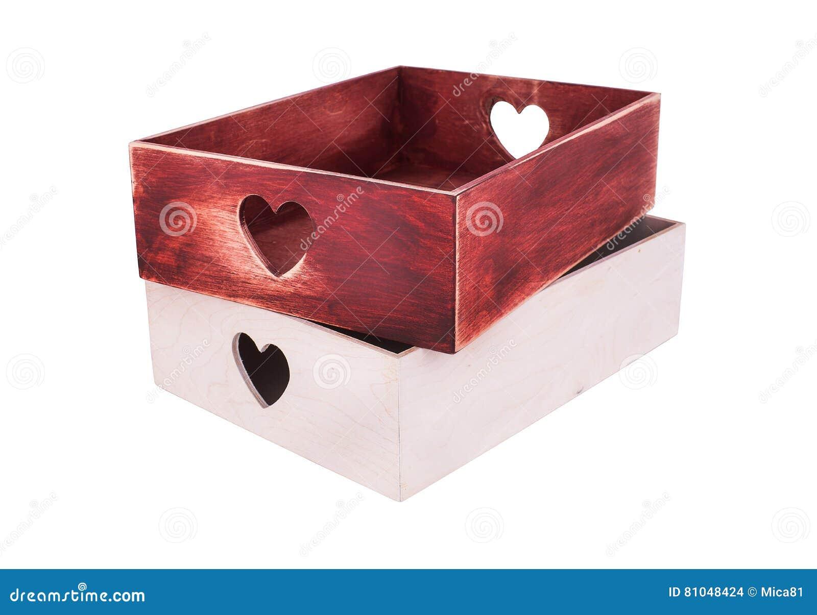 Decorative Wine Boxes Stock Photo Image Of Isolated 81048424