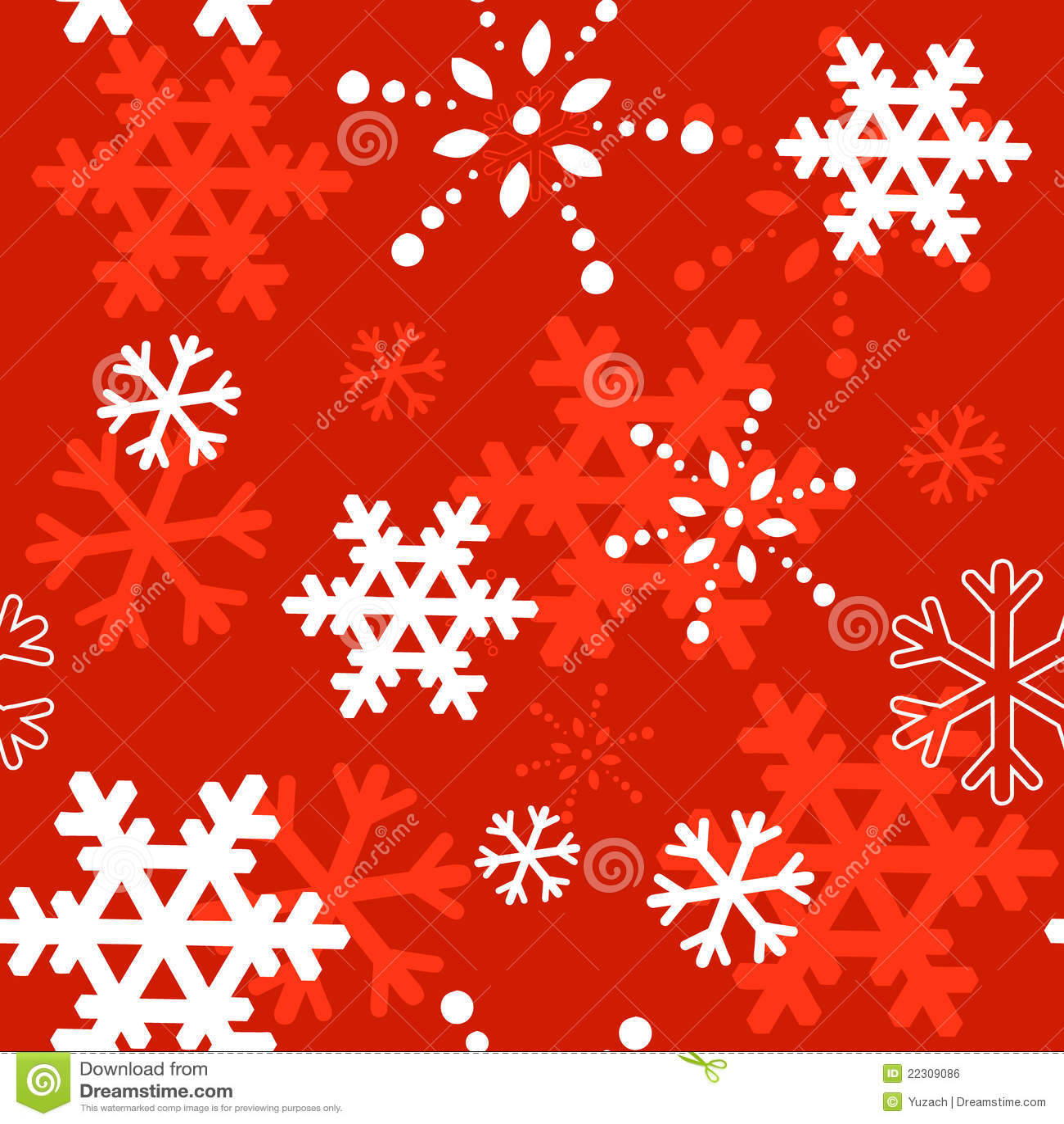 Christmas Texture.Decorative Winter Christmas Seamless Texture Stock Vector