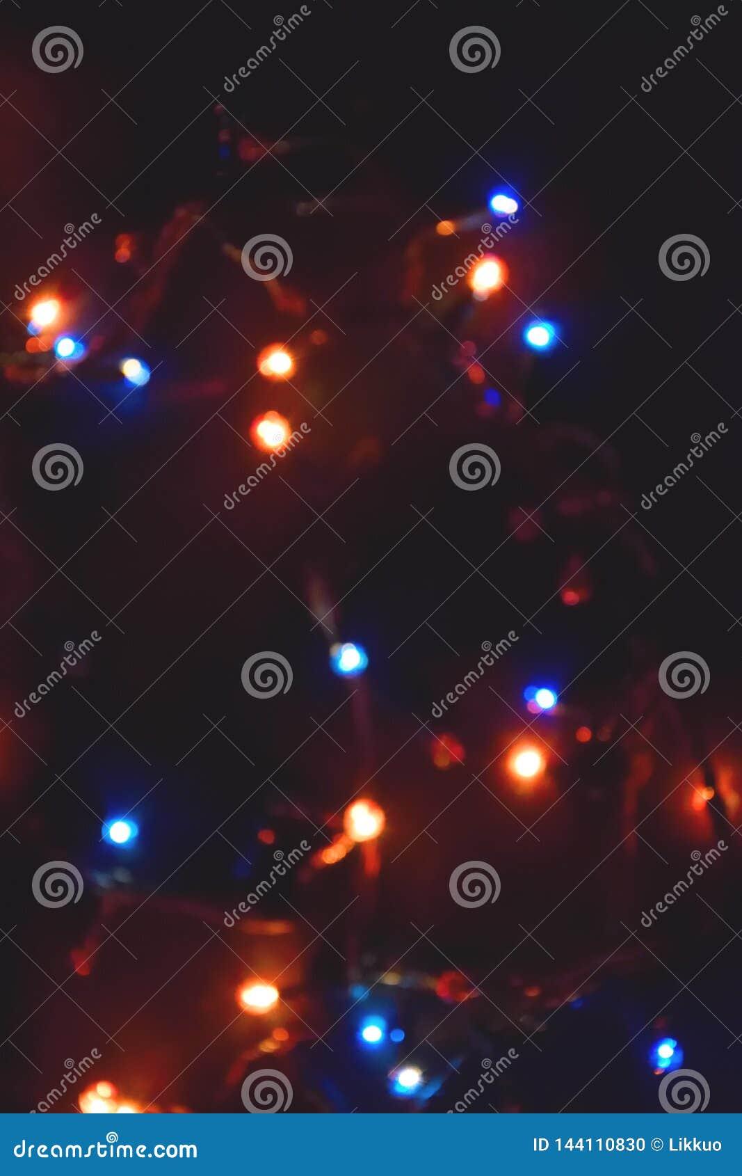 Decorazione della lampadina Ghirlanda con