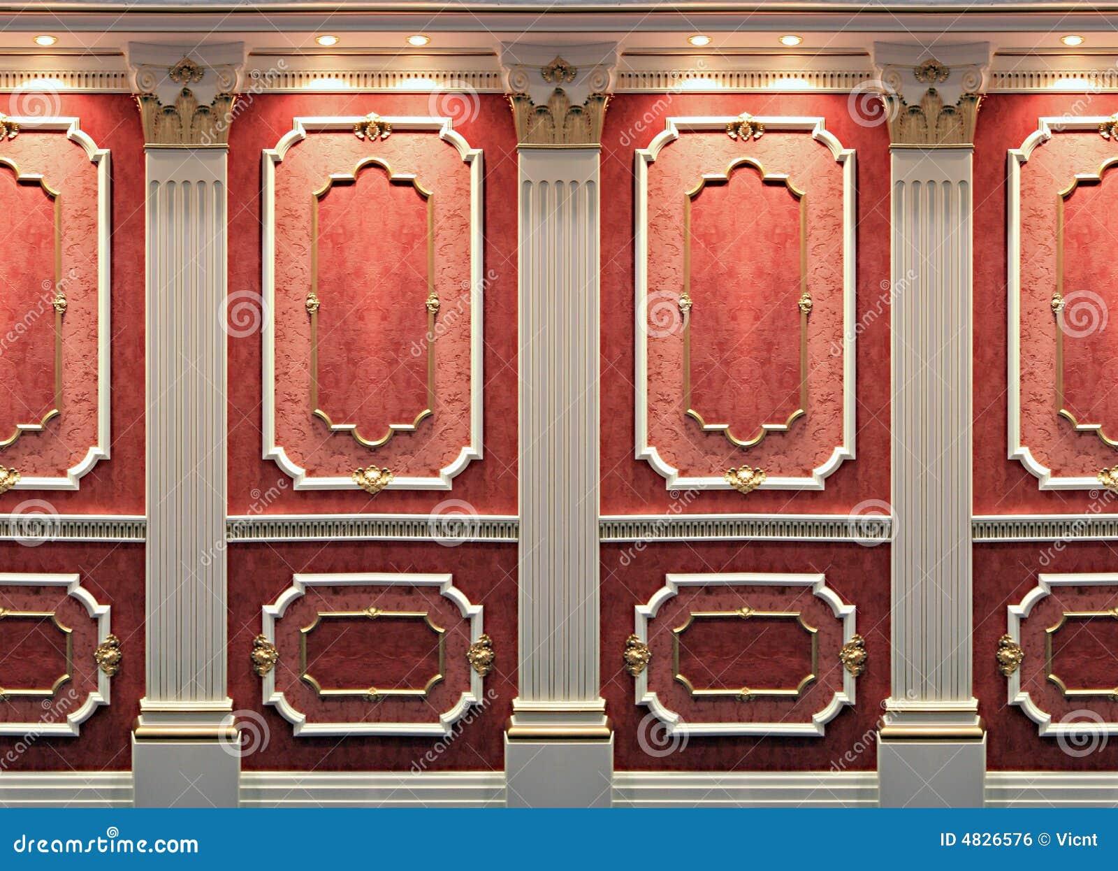 Decorazione della parete