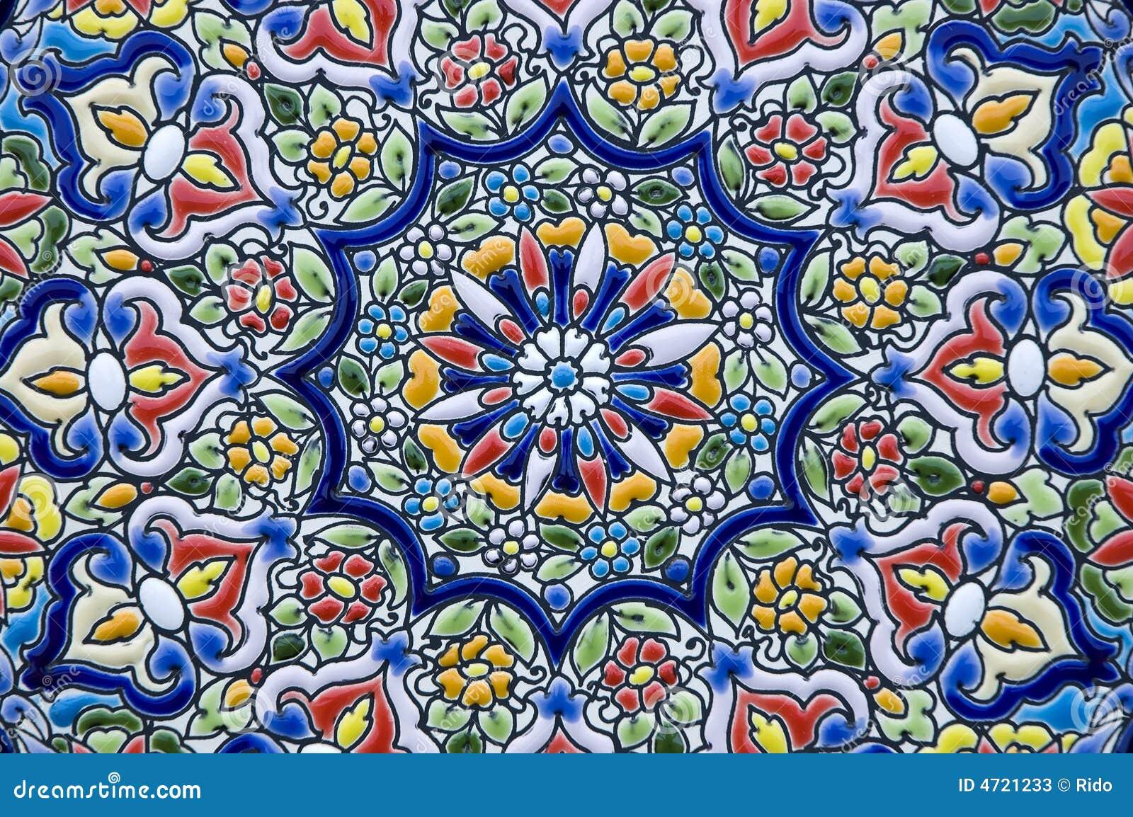 Decorazione di ceramica fotografie stock immagine 4721233 for Decorazione ceramica