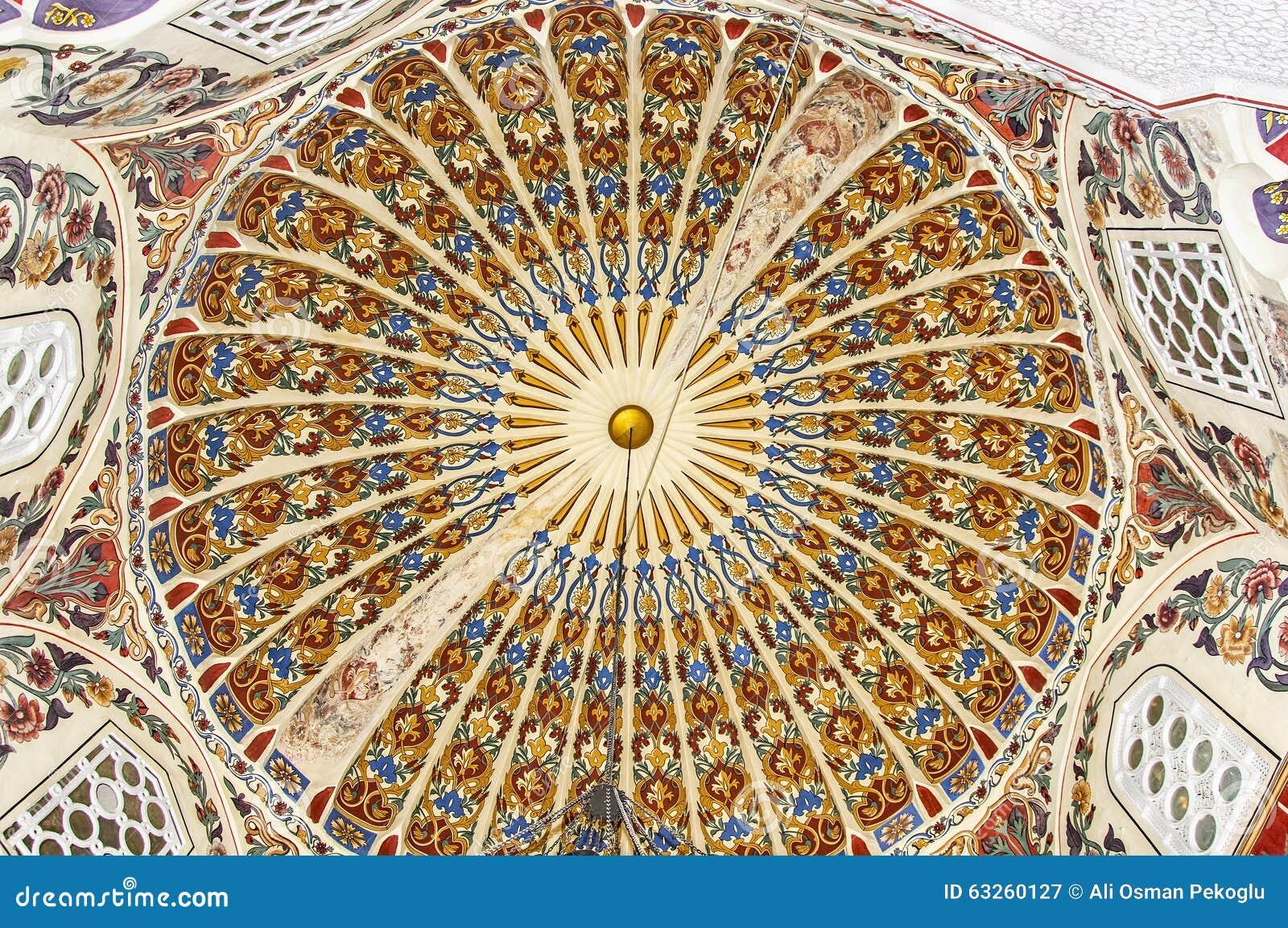 Decorazione islamica storica, motivo