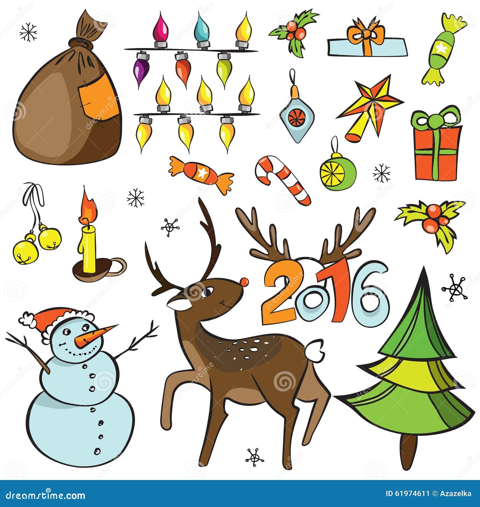Decorazioni Di Natale Disegni.Disegno Decorazioni Natalizie Santantonioposta