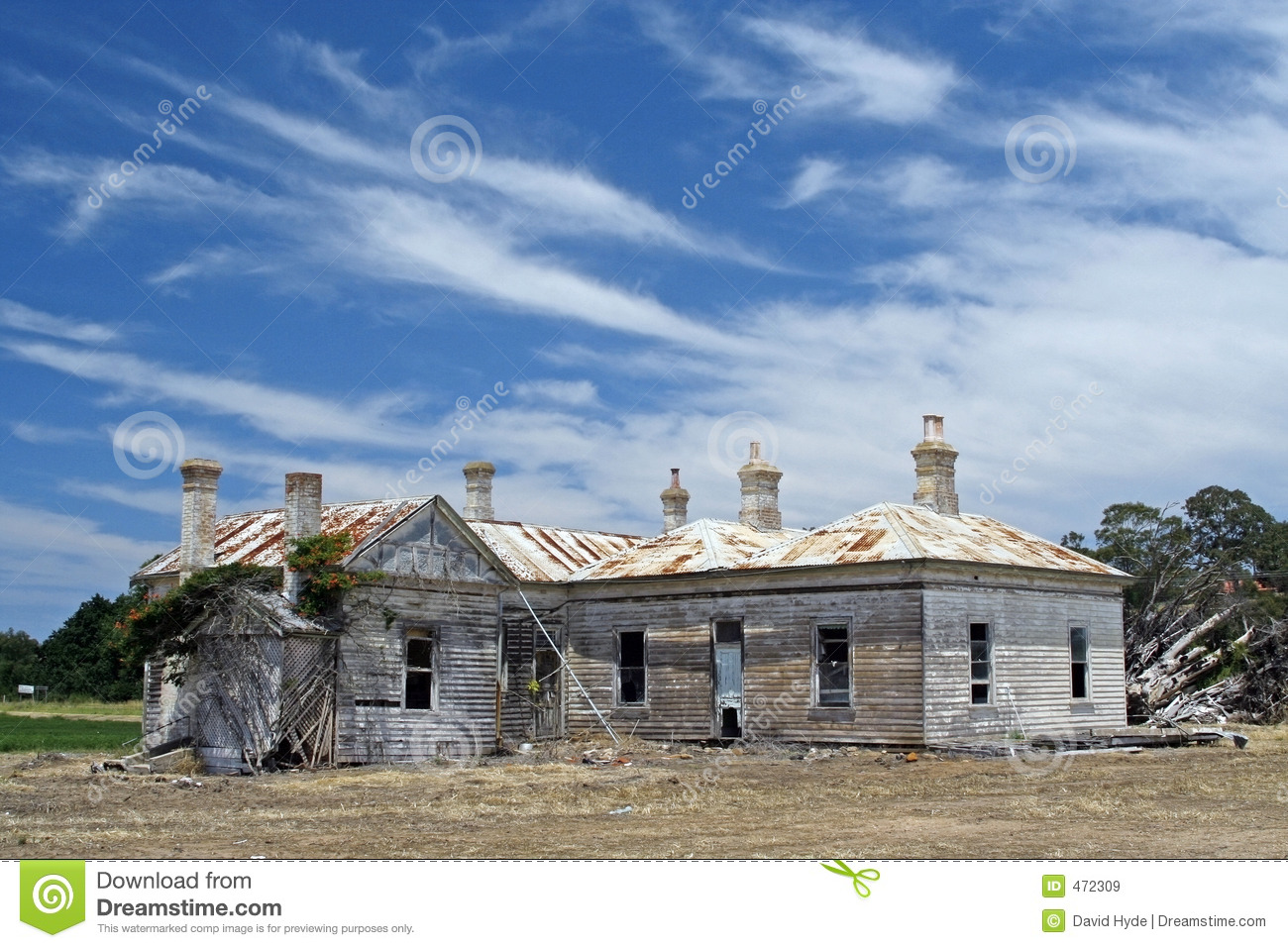 Decrepit old homestead stock image image of dilapidated for Free homestead
