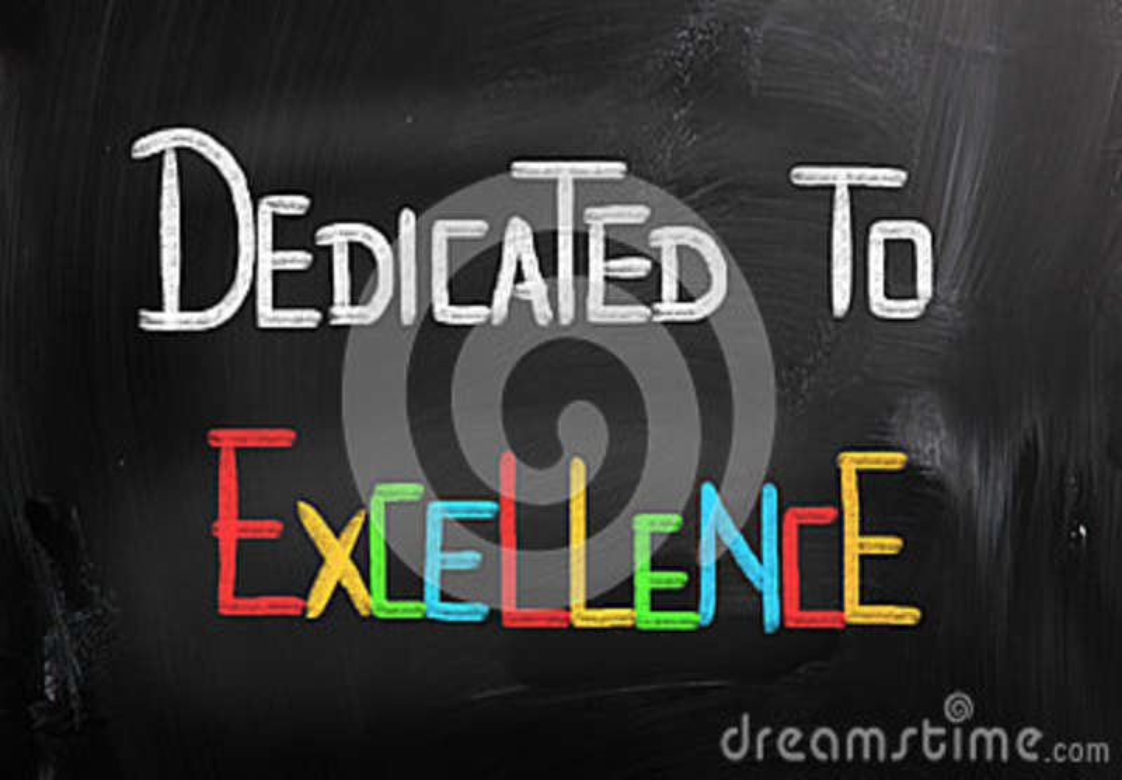 Dedicado ao conceito da excelência
