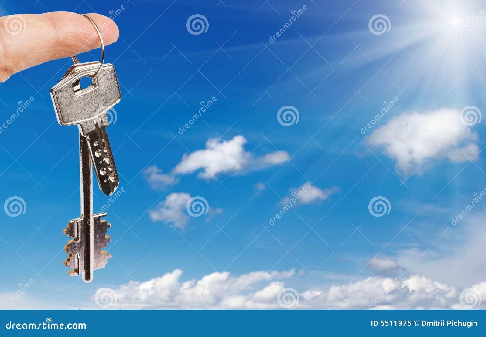 Dedo con clave