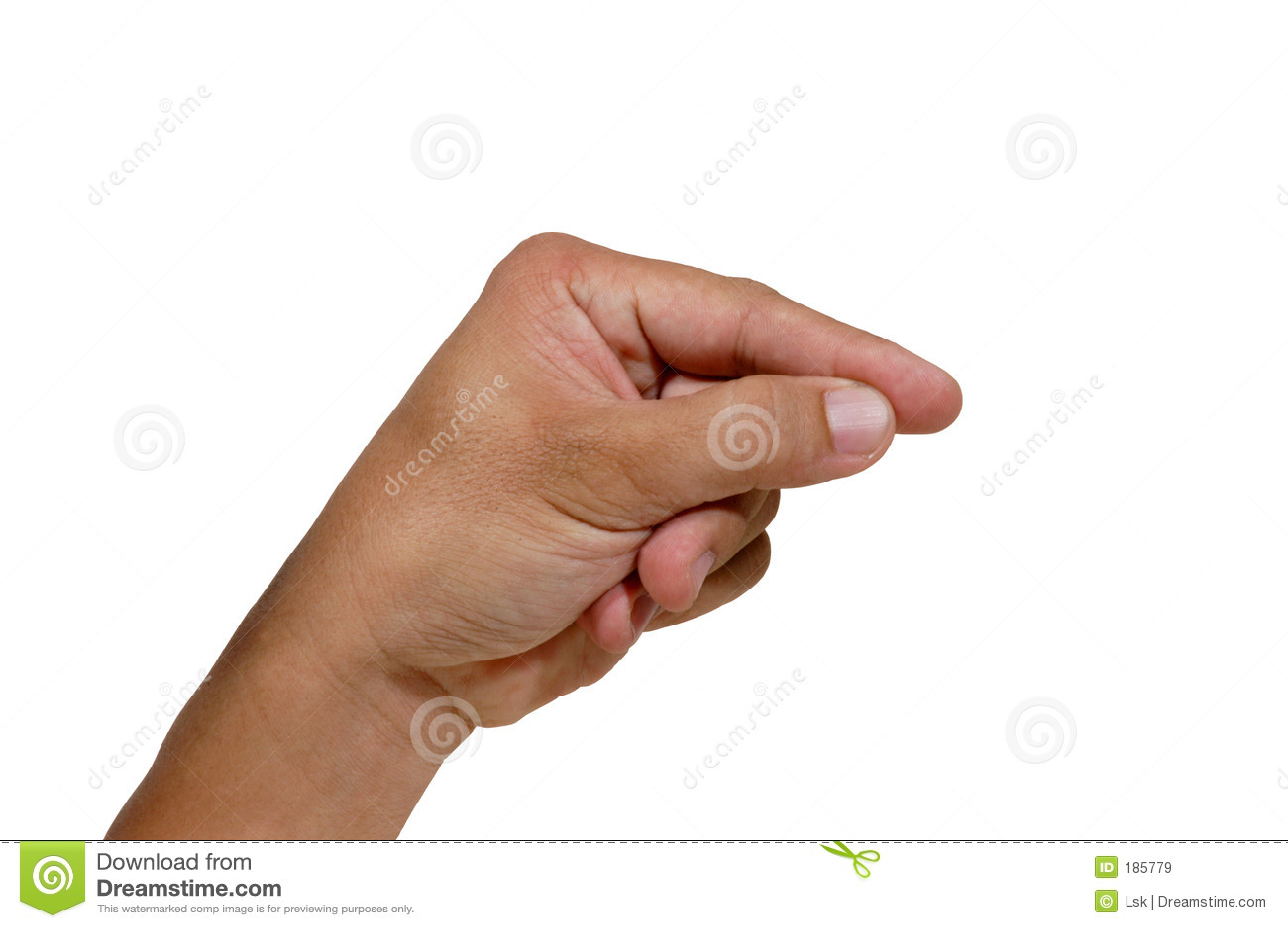 Dedo número 5
